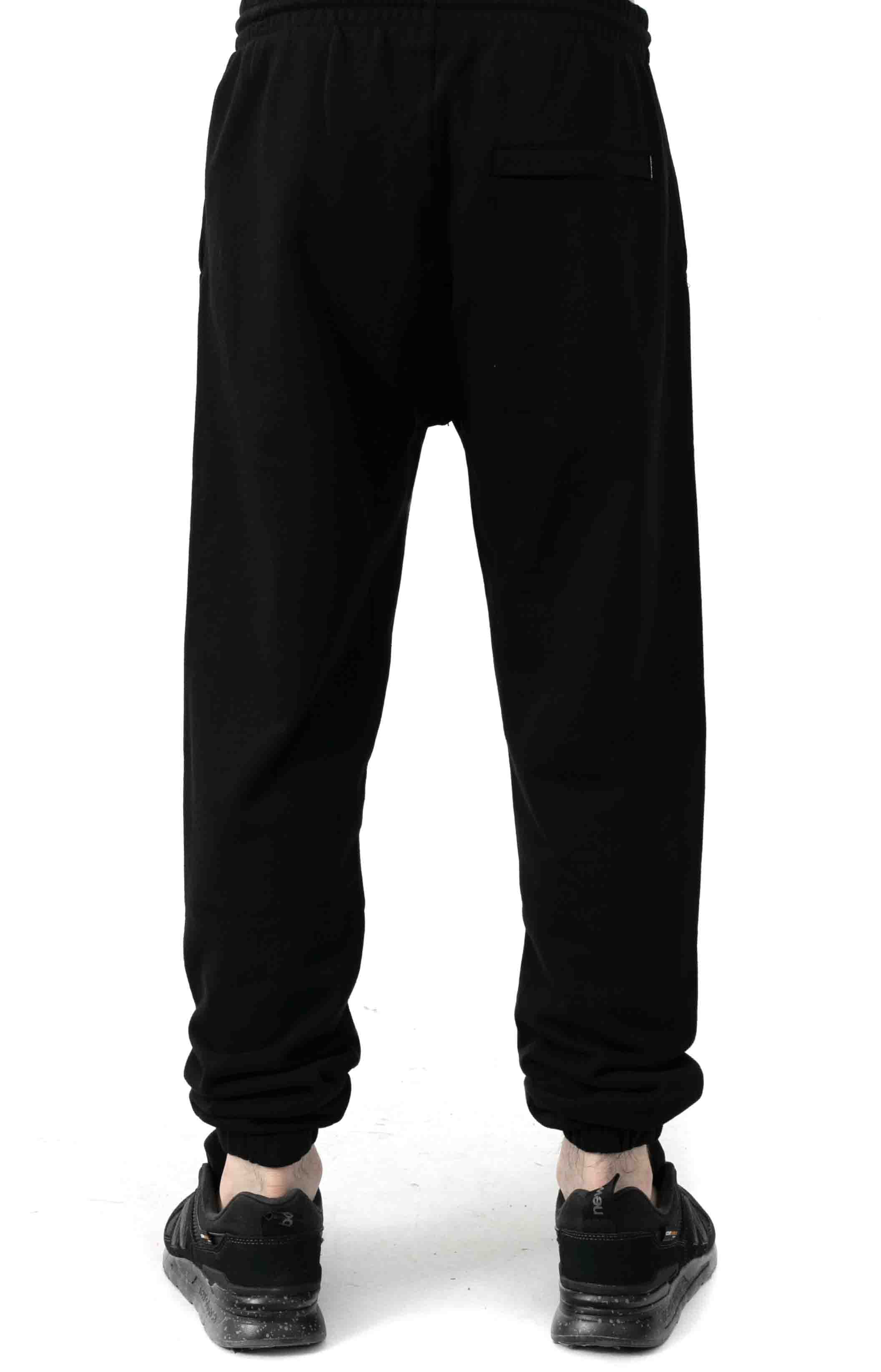 Spiral Sweatpant - Black 3