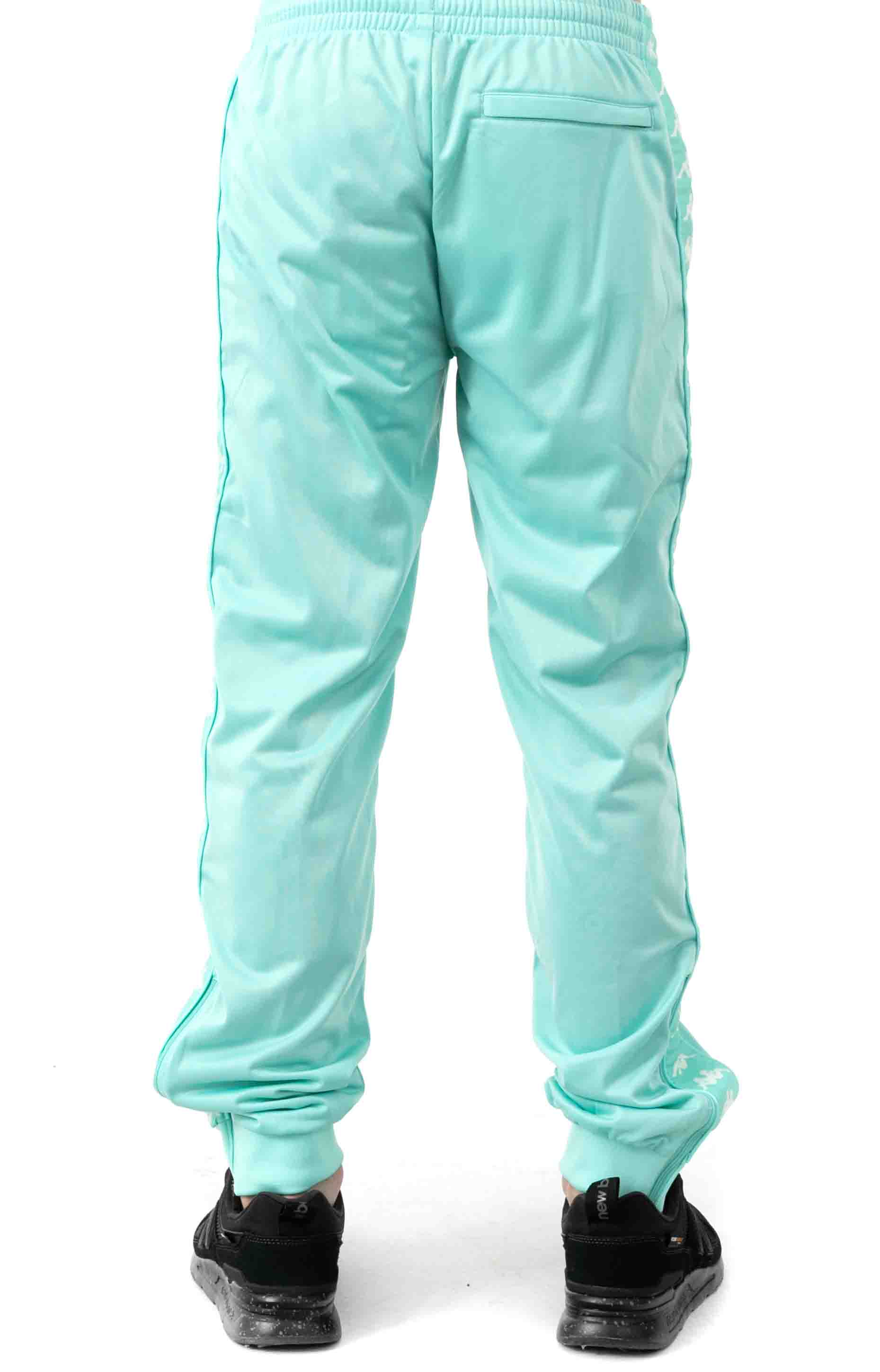 222 Banda Rastoriazz Trackpant - Green Aqua 3