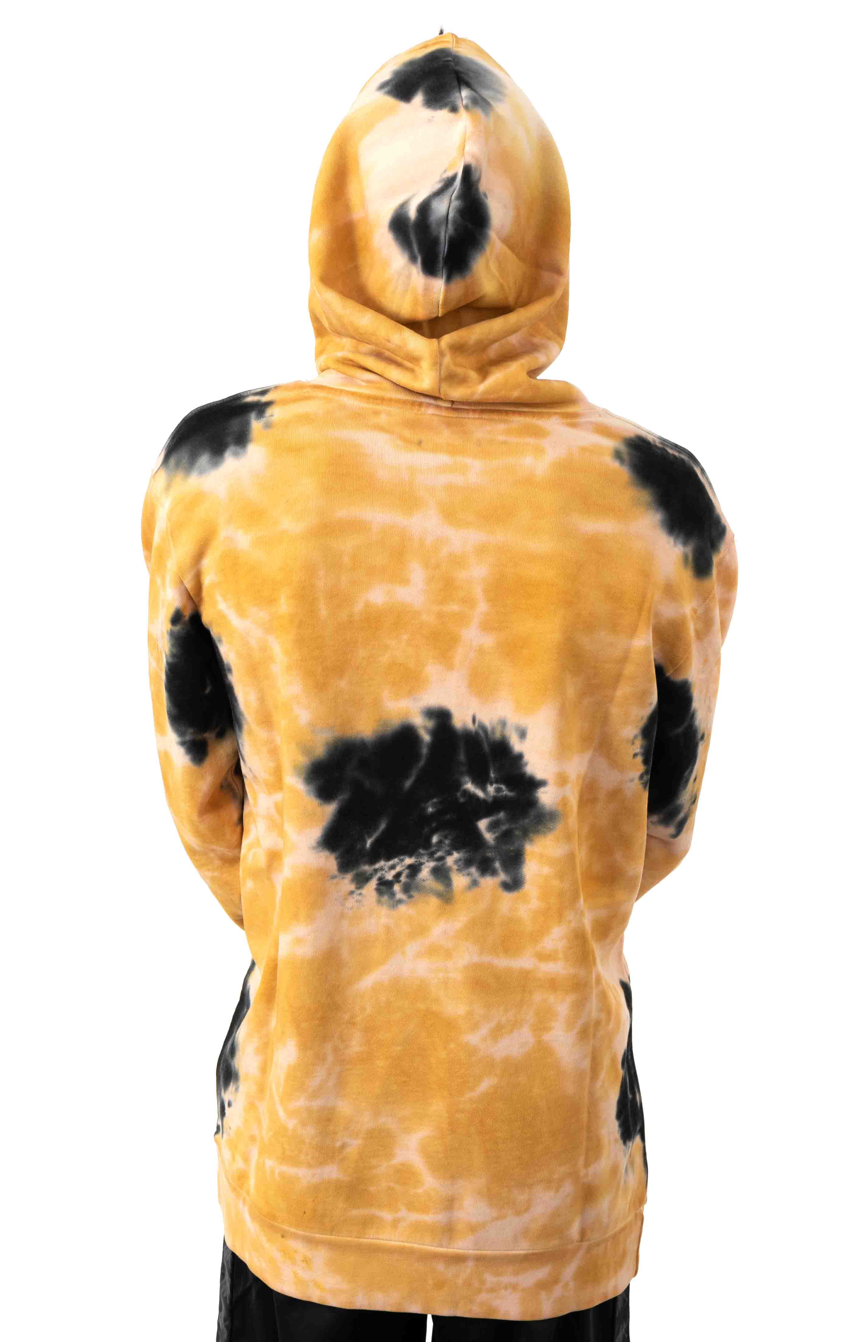 Authentic Grisha Pullover Hoodie - Beige/Black/Yellow 3