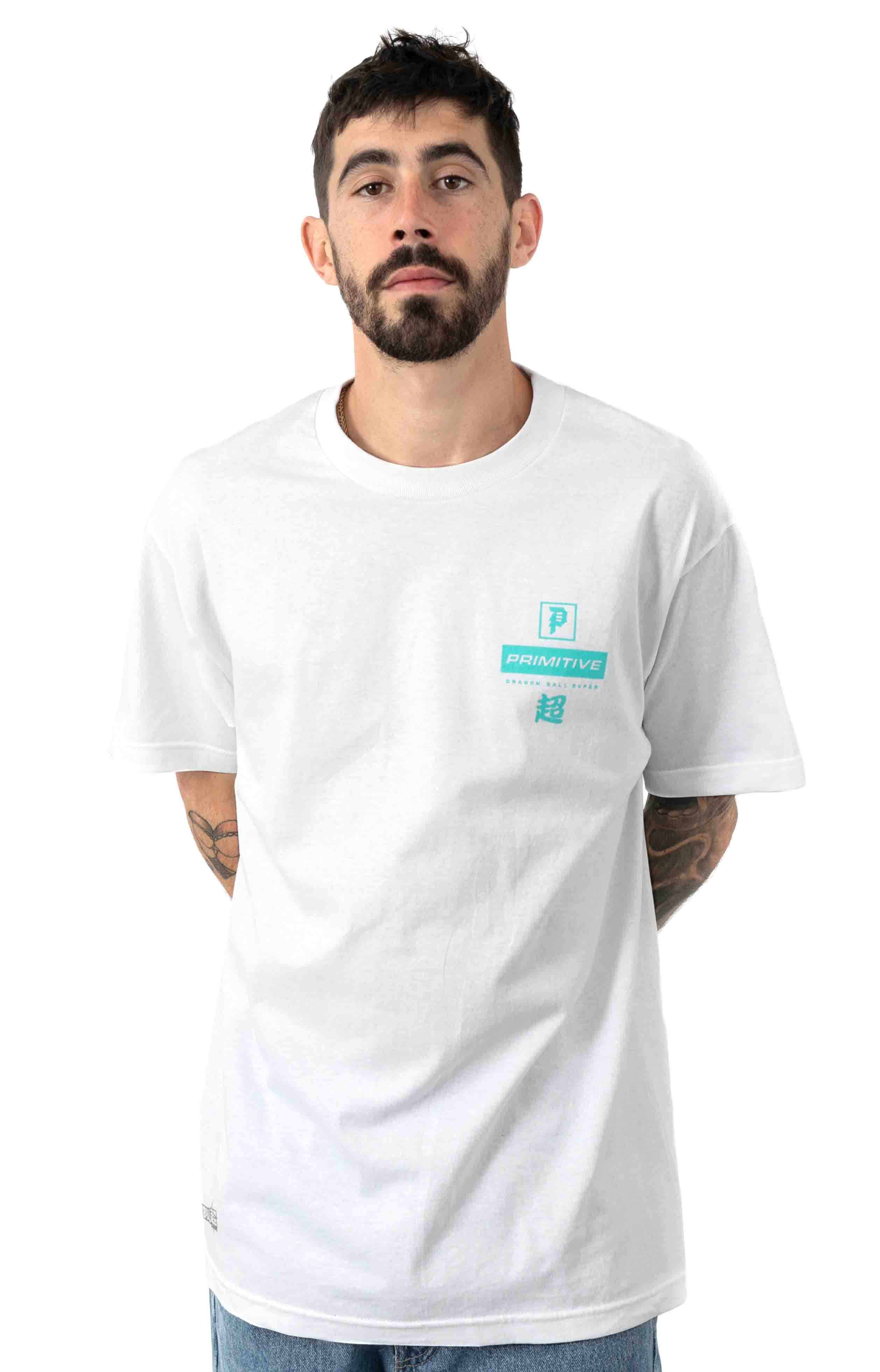 Resurrection T-Shirt - White  2