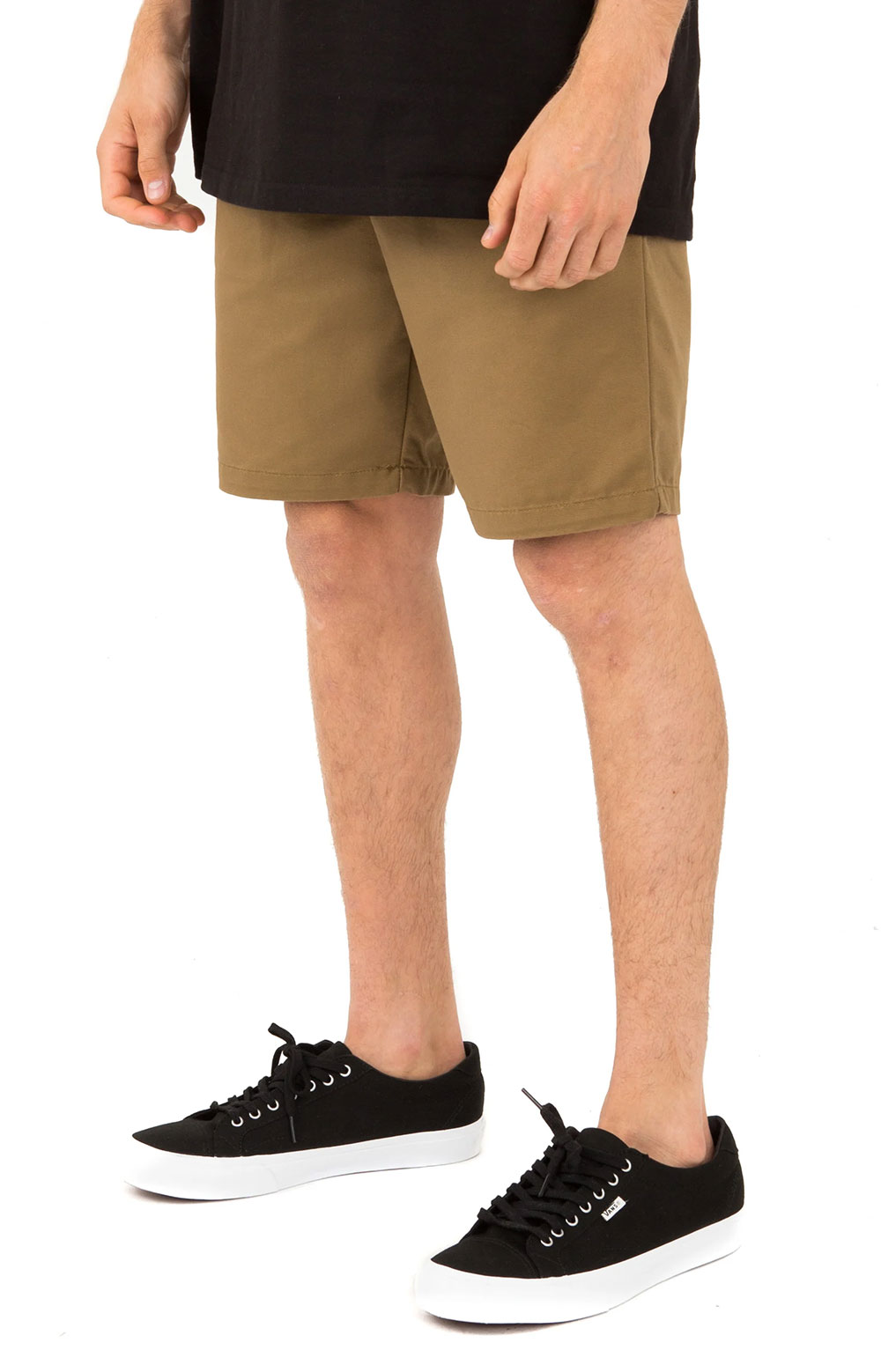 Authentic Stretch Shorts - Dirt 3
