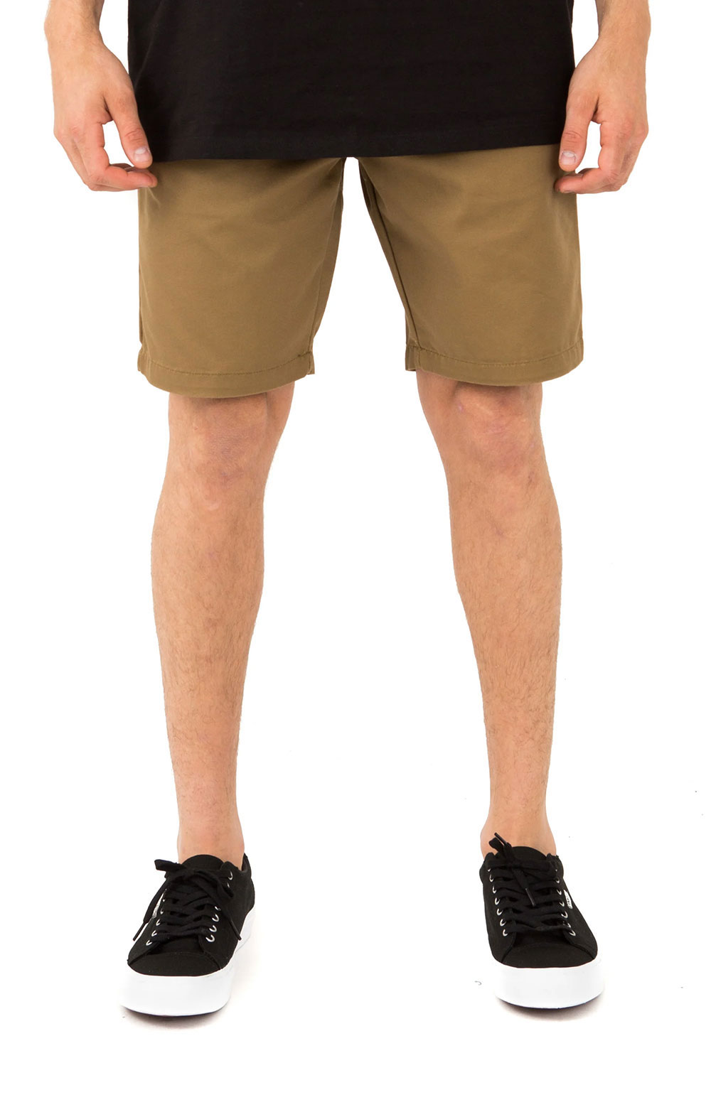 Authentic Stretch Shorts - Dirt 4