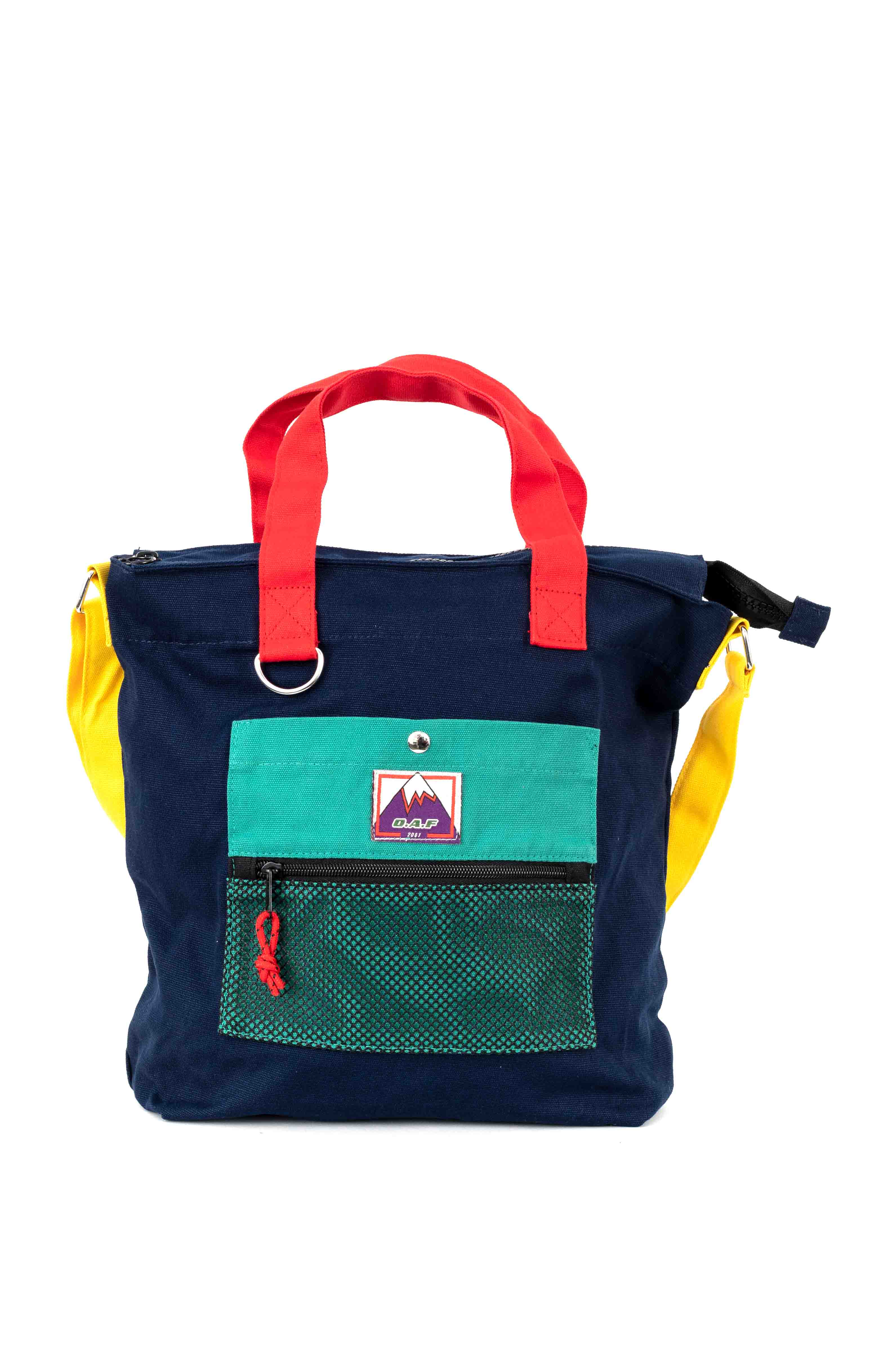 Primary Mountain Tote Bag