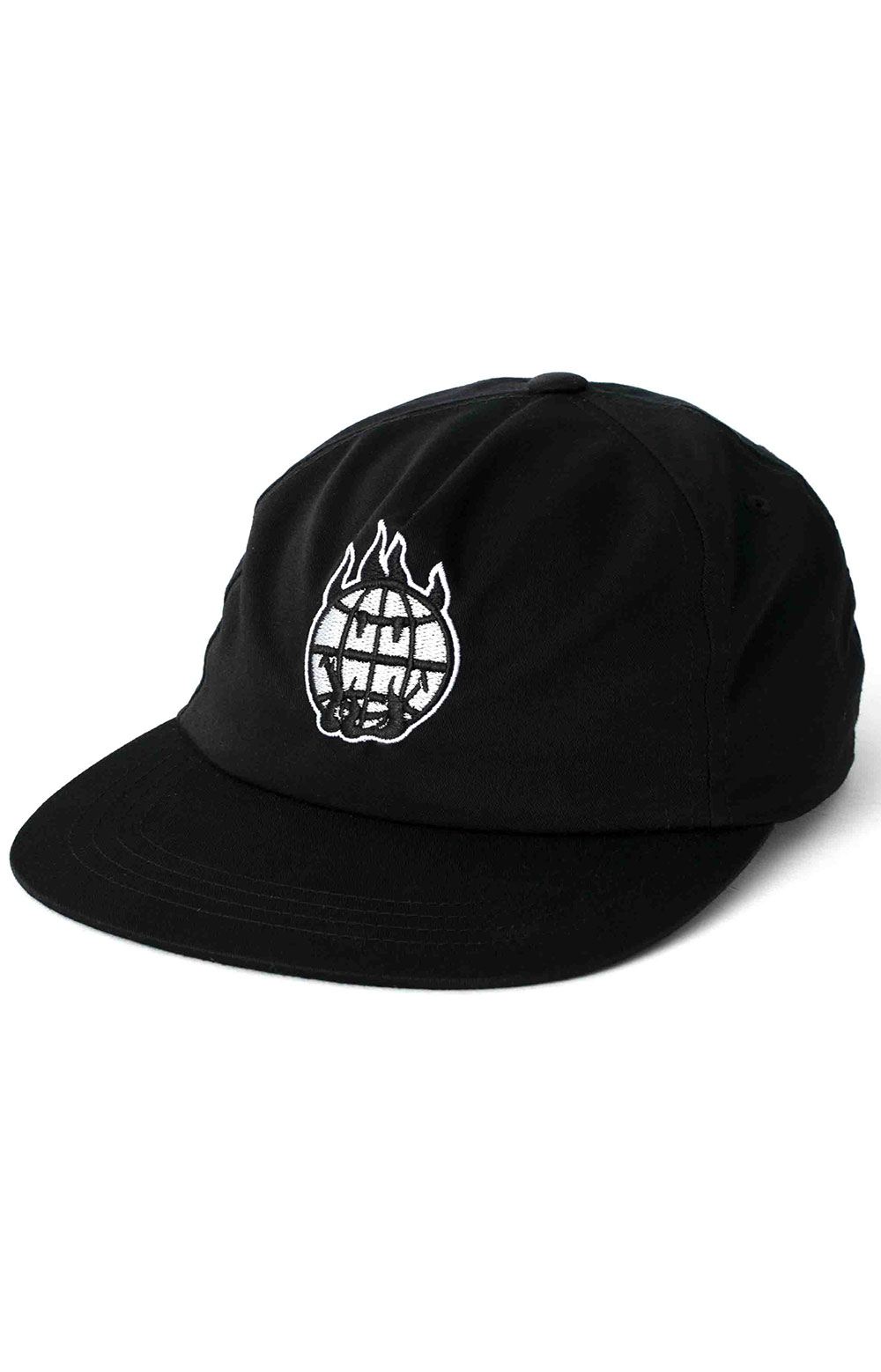 Against The World Snap-Back Hat