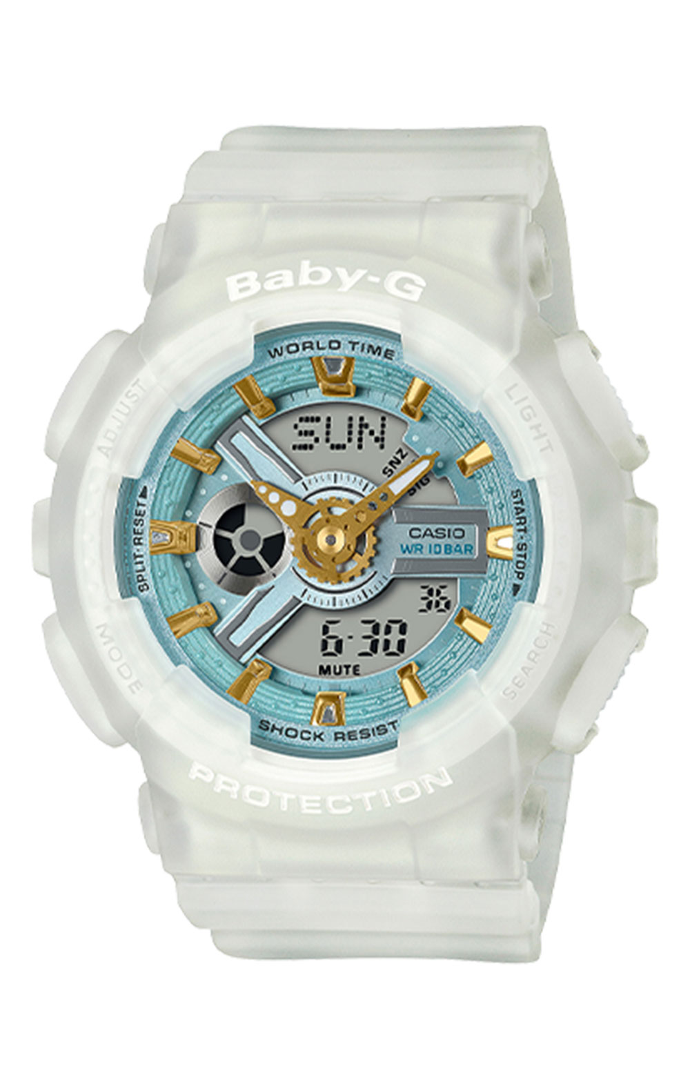 Baby-G BA110SC-7A Watch - White