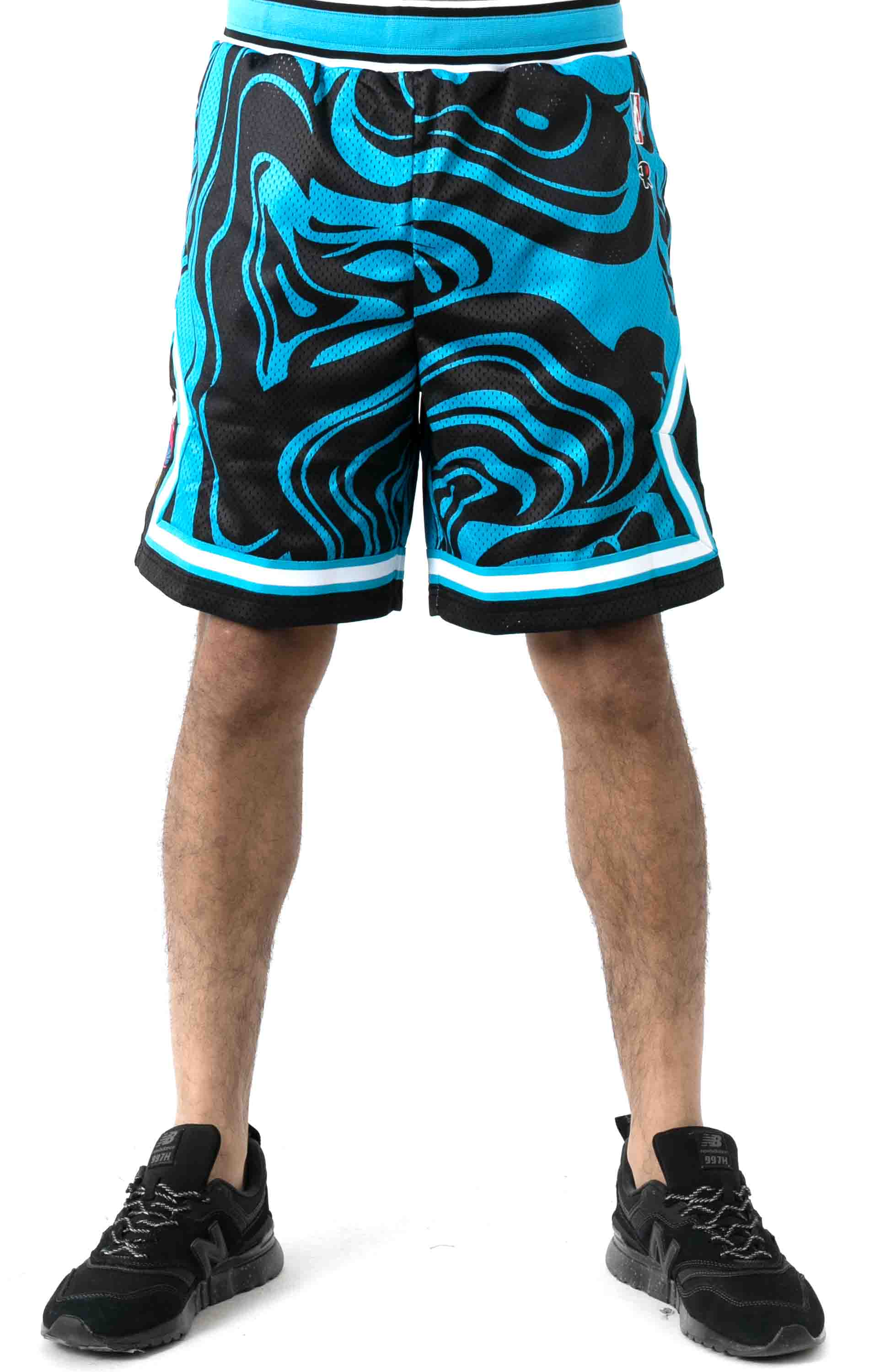Psychedelic Basketball Shorts  2