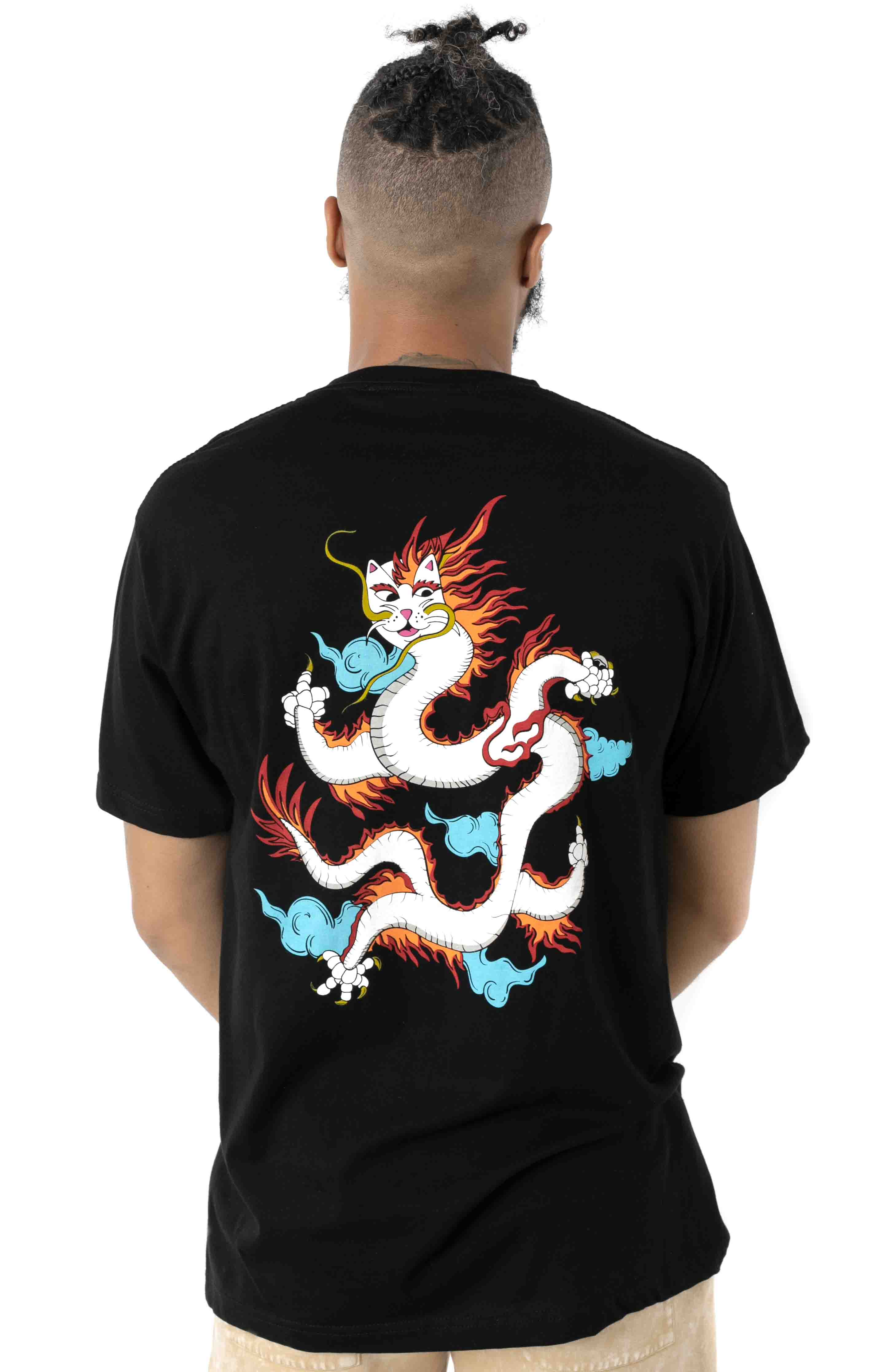 Dragonerm T-Shirt - Black 3