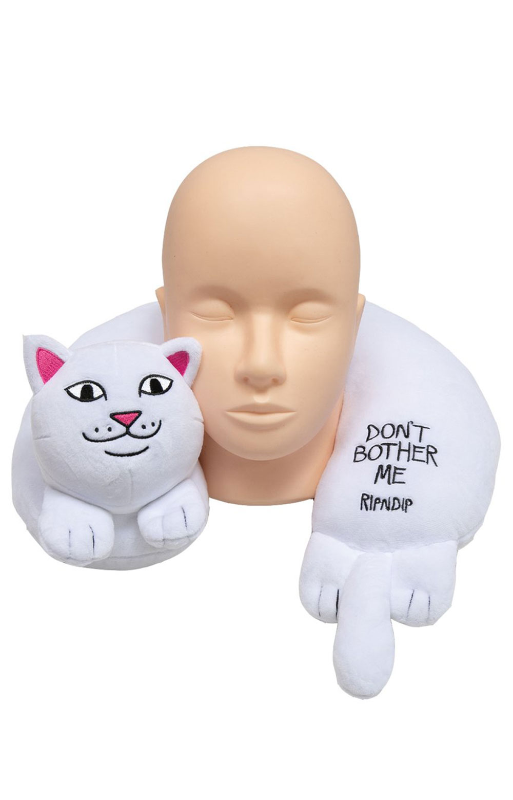 Don't Bother Me Travel Neck Pillow 2