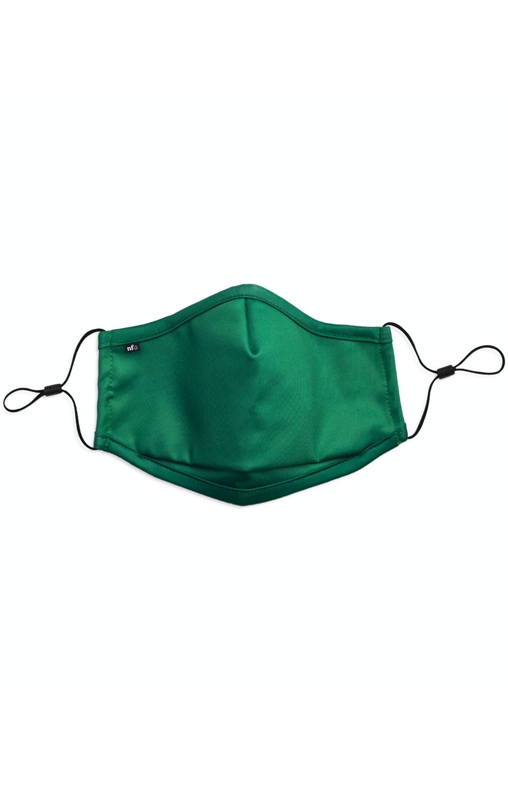 Adult Anti Bacterial Knit Face Mask - Green