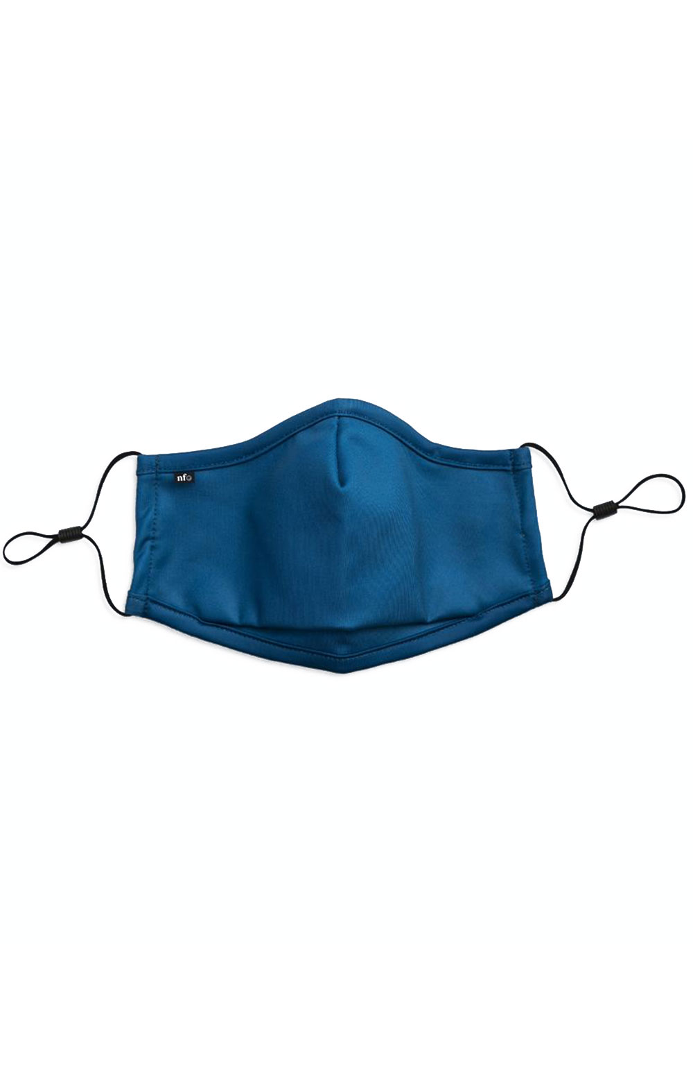 Kids Anti Bacterial Knit Face Mask - Navy