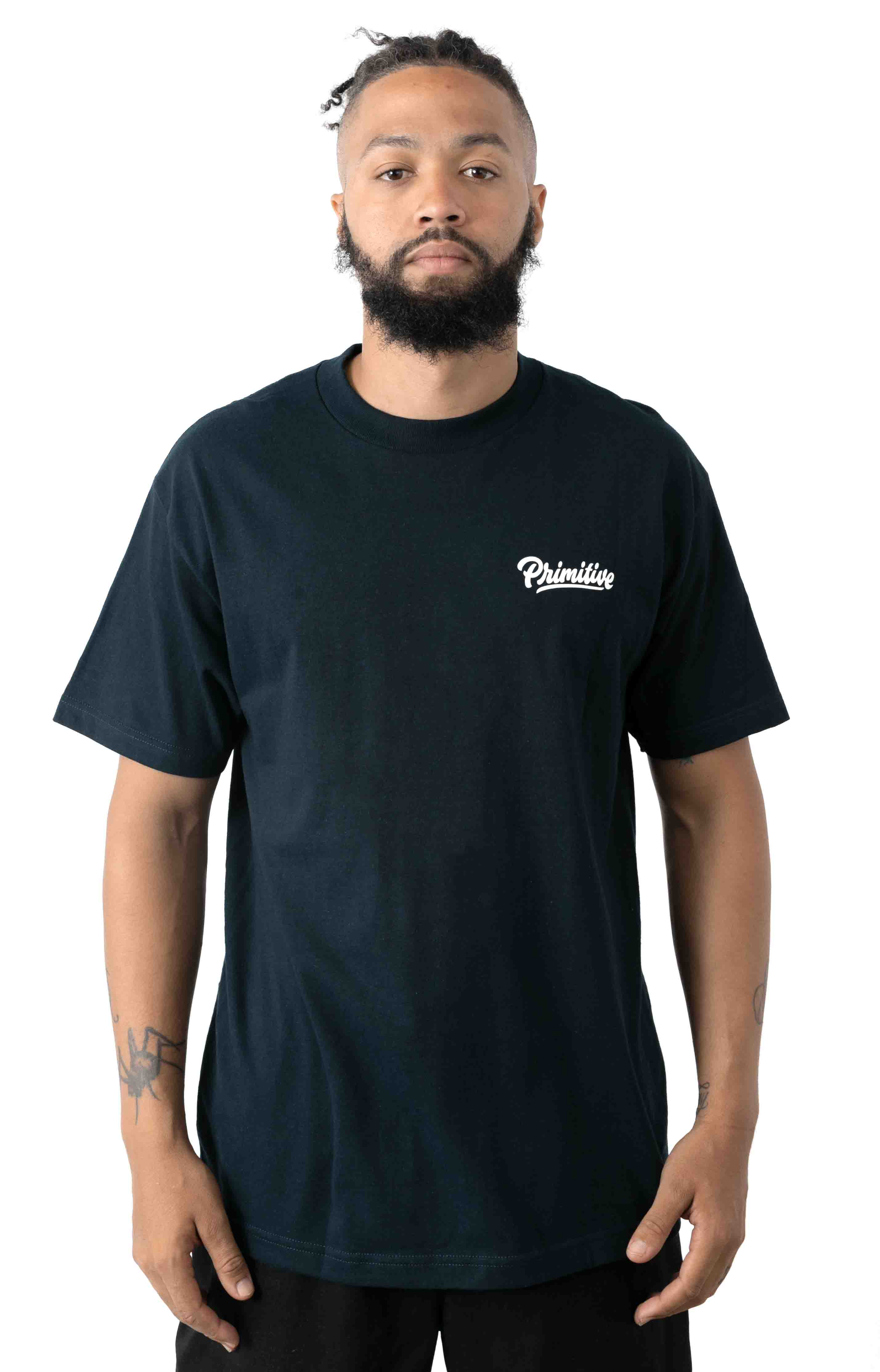 Native T-Shirt - Navy 2