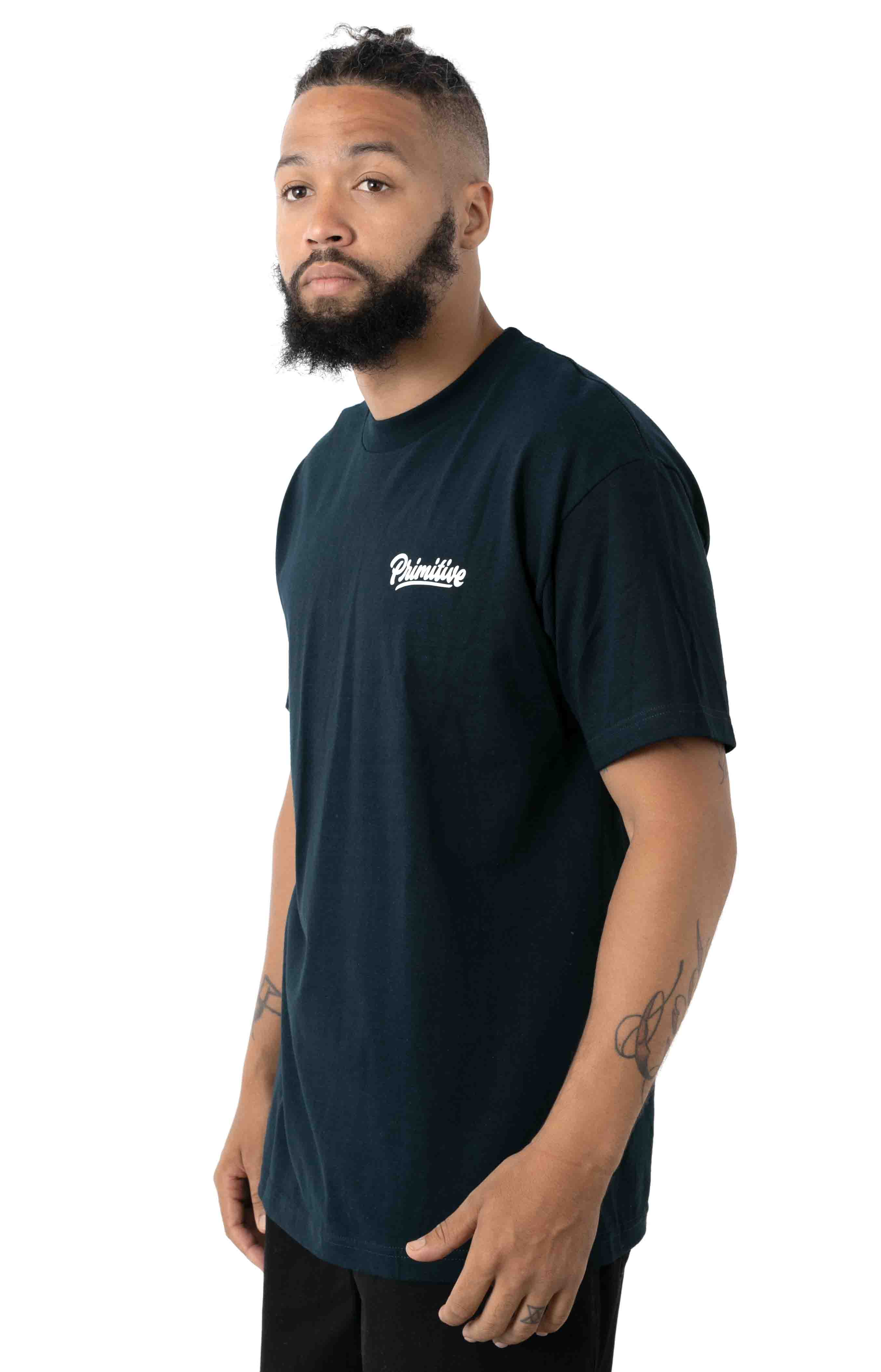 Native T-Shirt - Navy 3