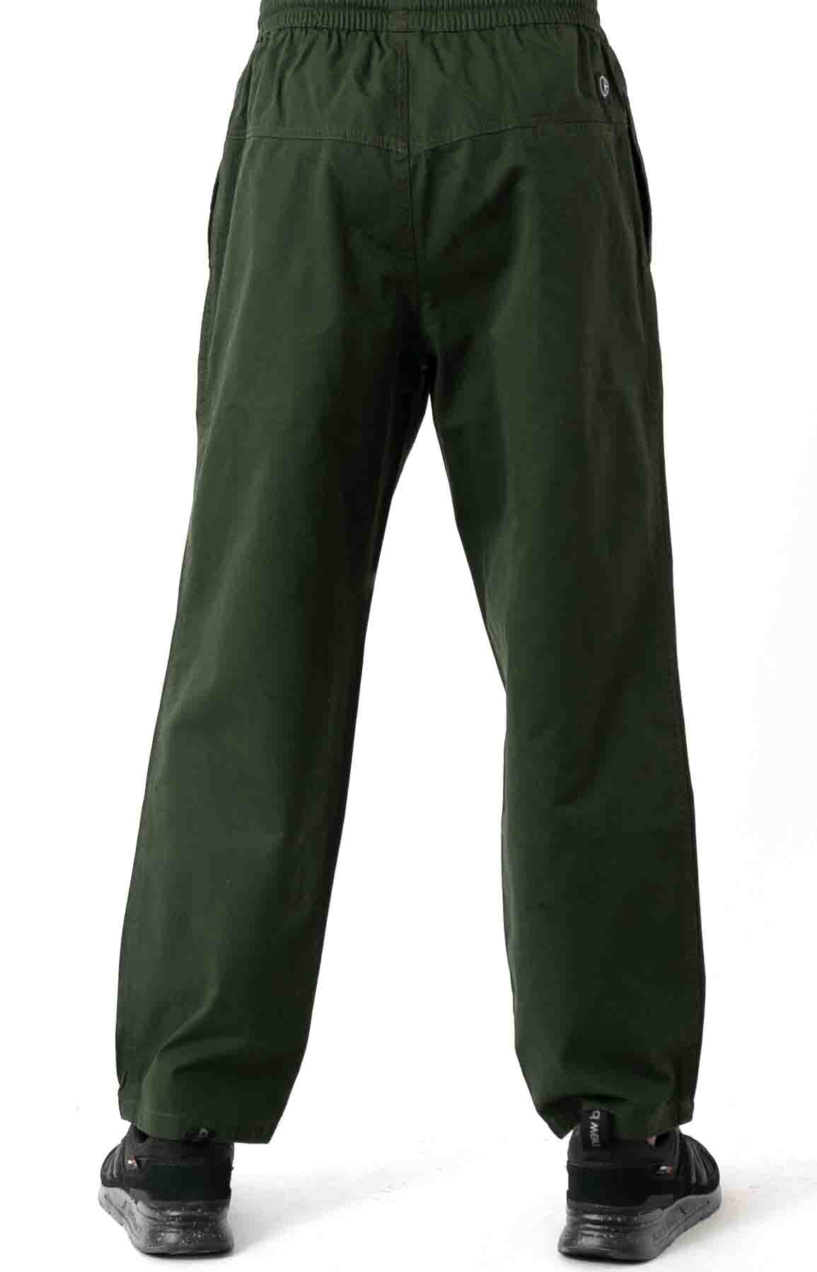 Surf Pants - Dark Olive  3