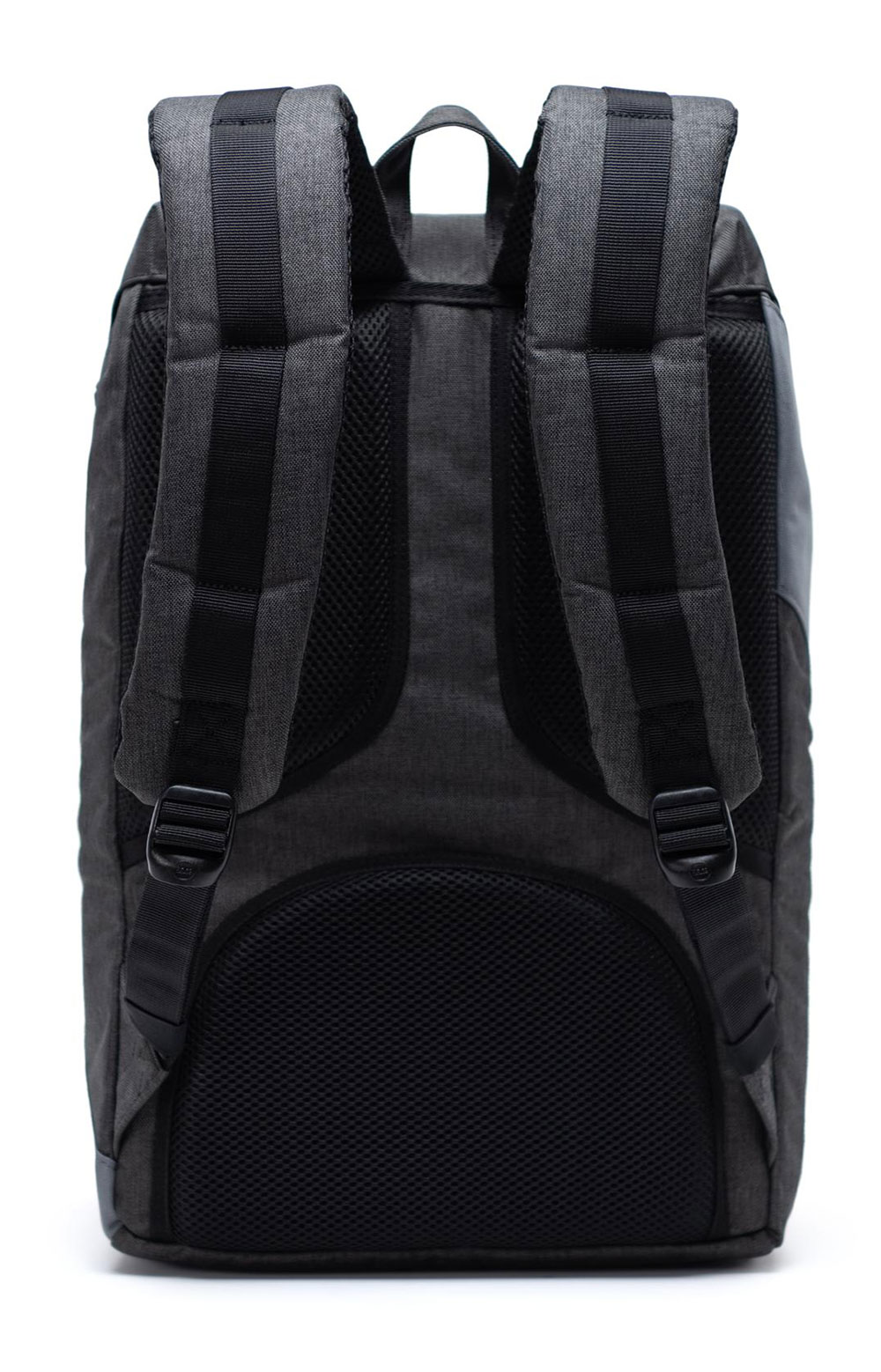 Little America Backpack - Black X/Quiet Shade/Periscope  4