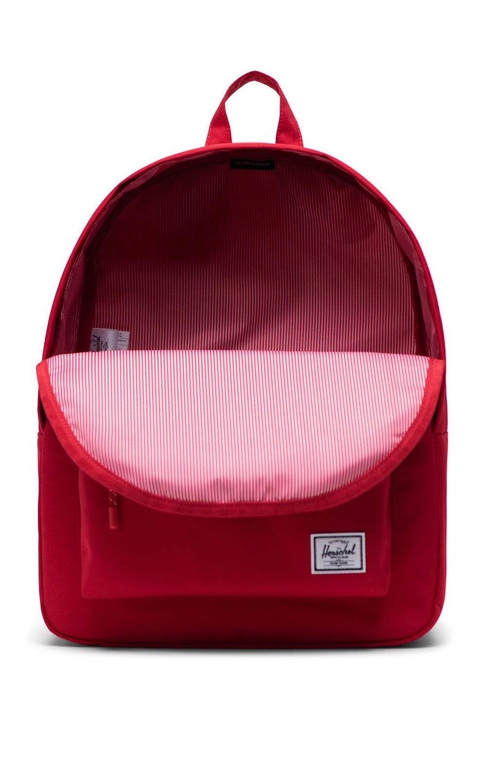 Classic Backpack - Red 2