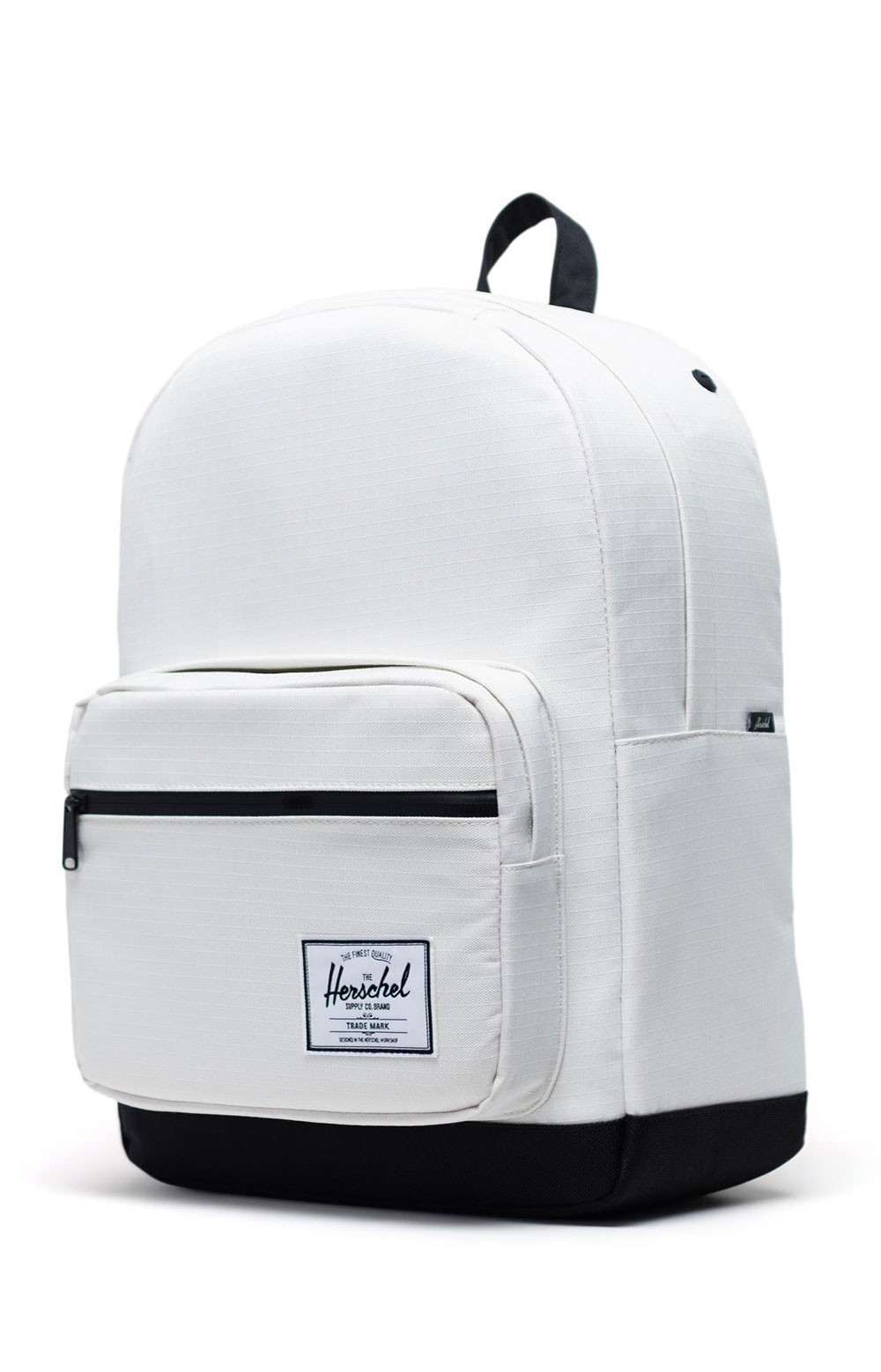 Pop Quiz Backpack - Blanc De Blanc Ripstop/Black 3
