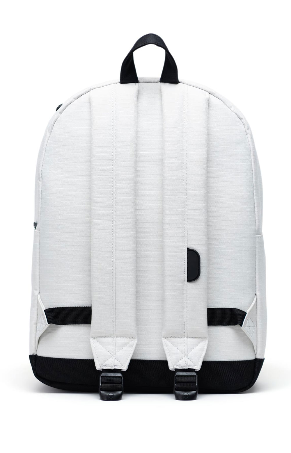 Pop Quiz Backpack - Blanc De Blanc Ripstop/Black 4