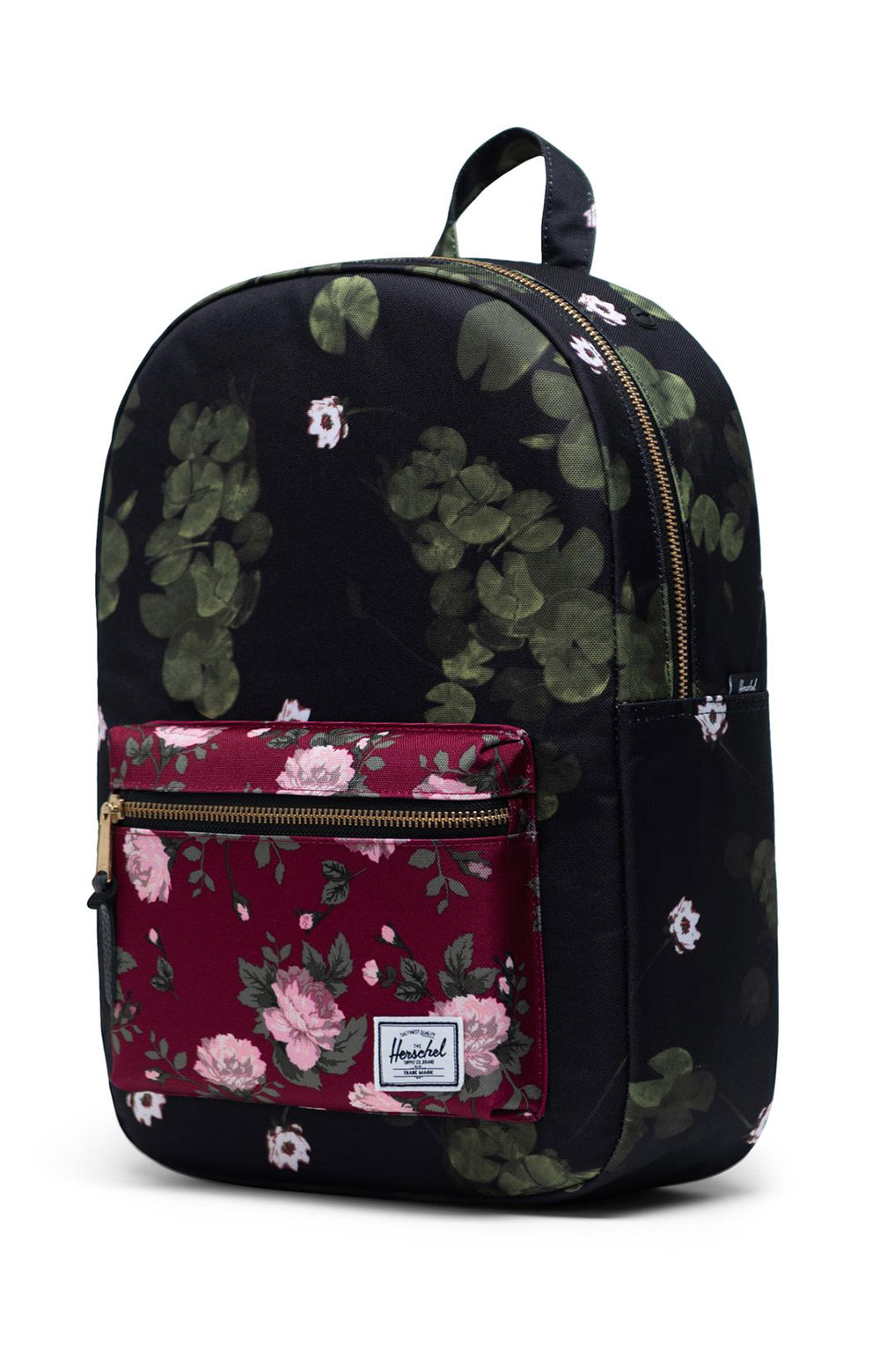 Settlement Mid Backpack - Fine China Floral  3