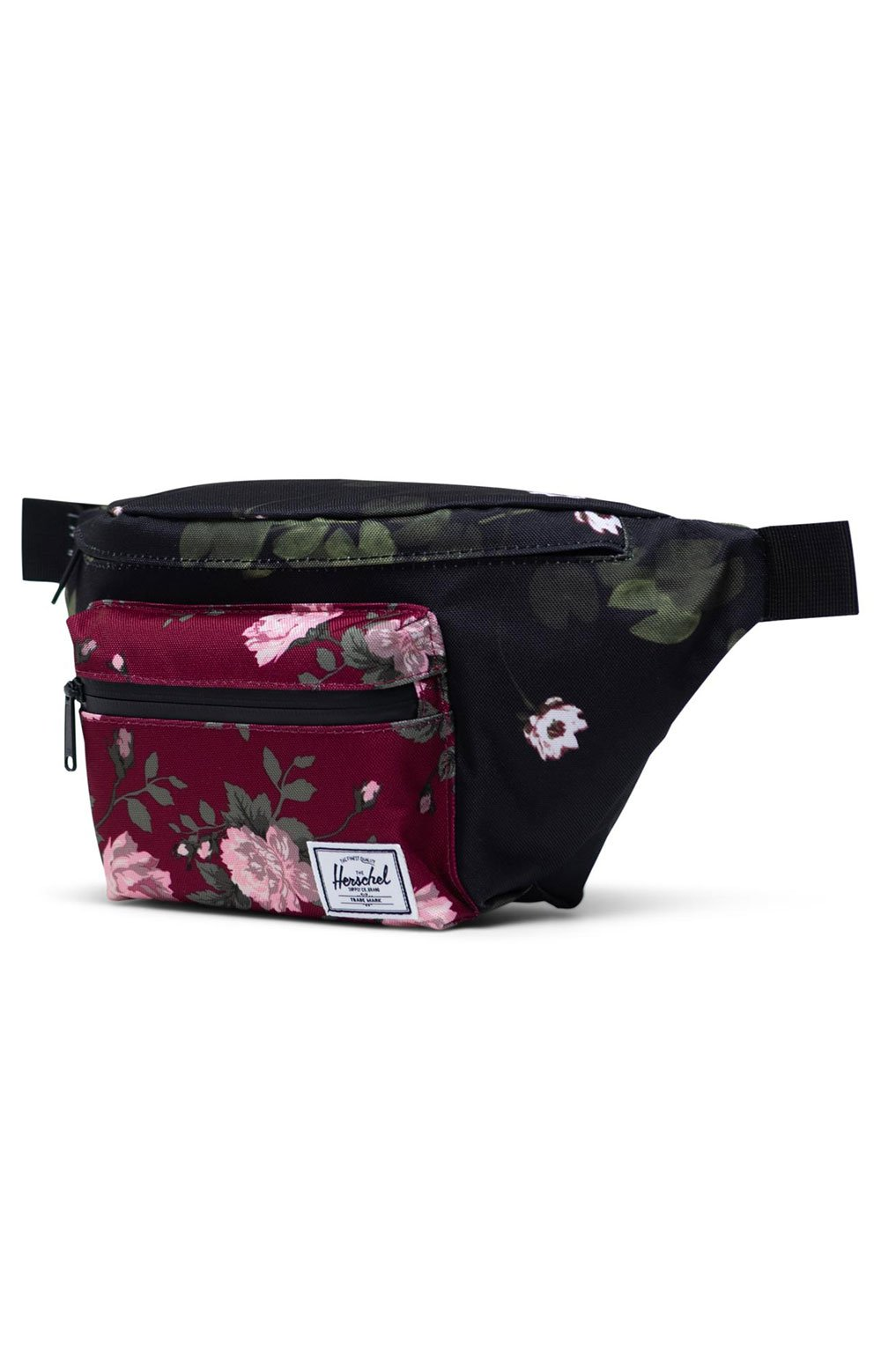 Seventeen Fanny Pack - Fine China Floral  2