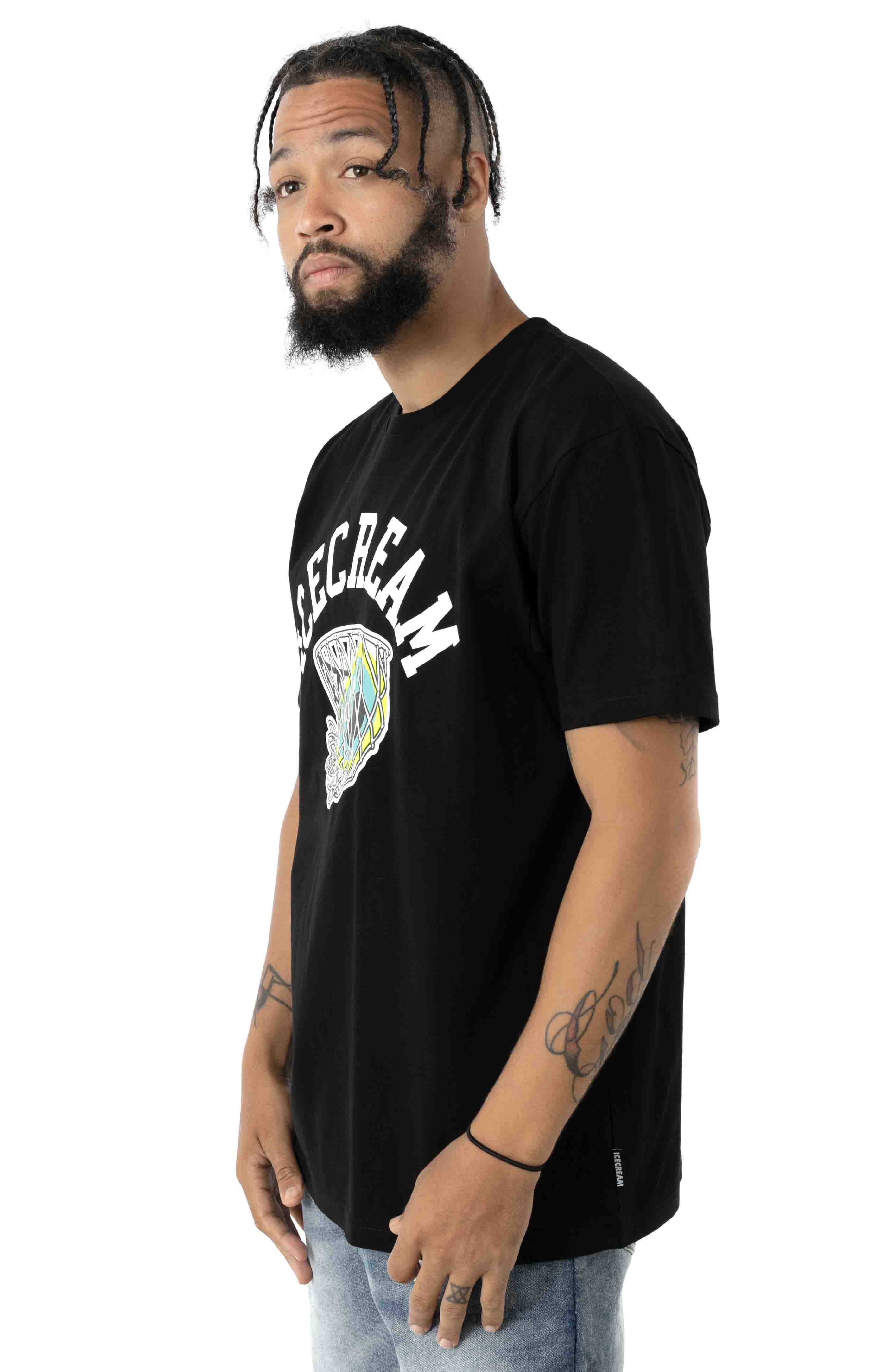 Trailblazer T-Shirt - Black  2