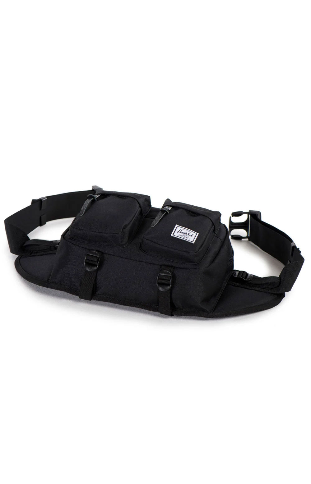 Eighteen Hip Pack - Black 2