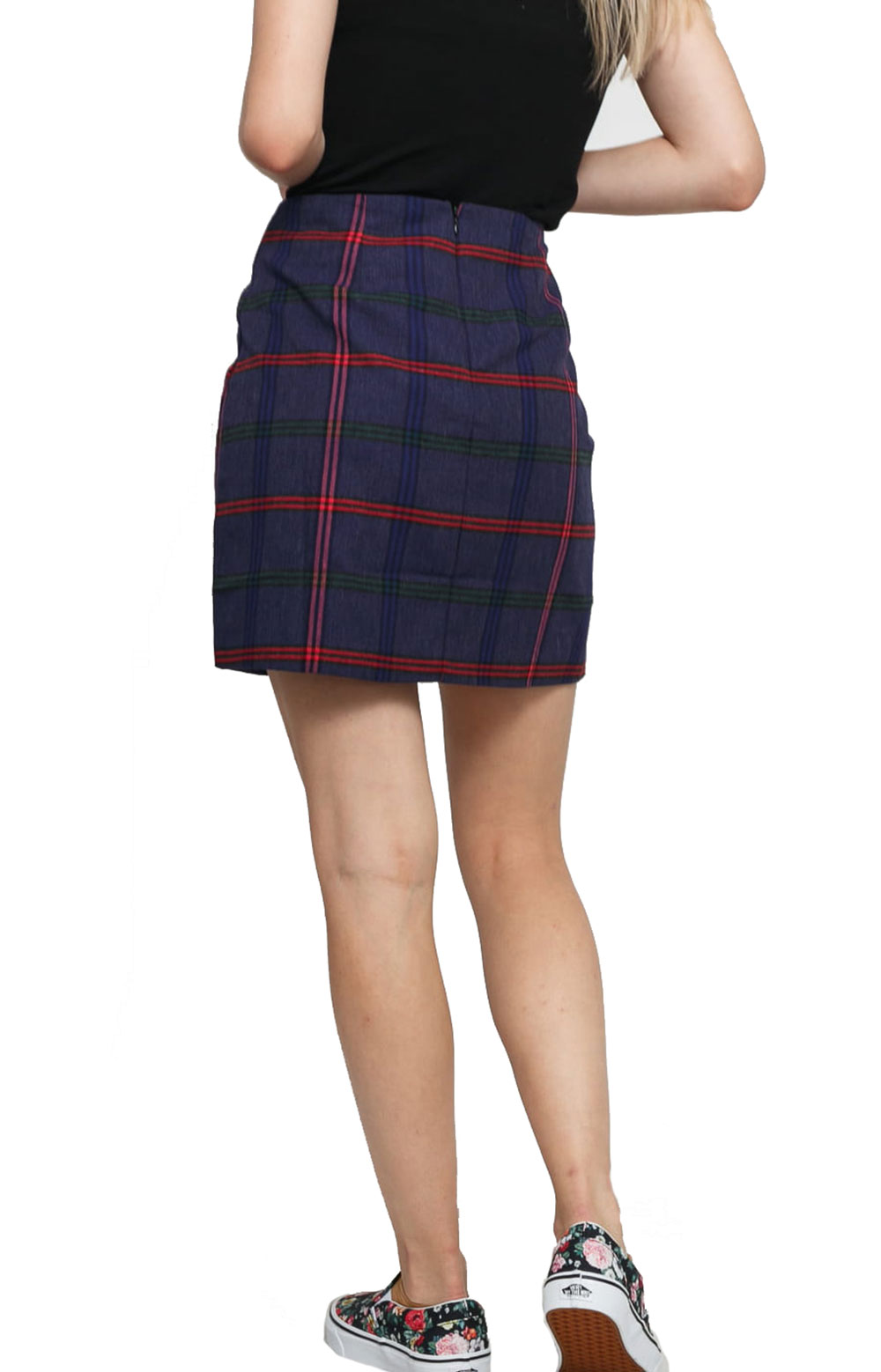 Getting Plaid Kilt Skirt  2