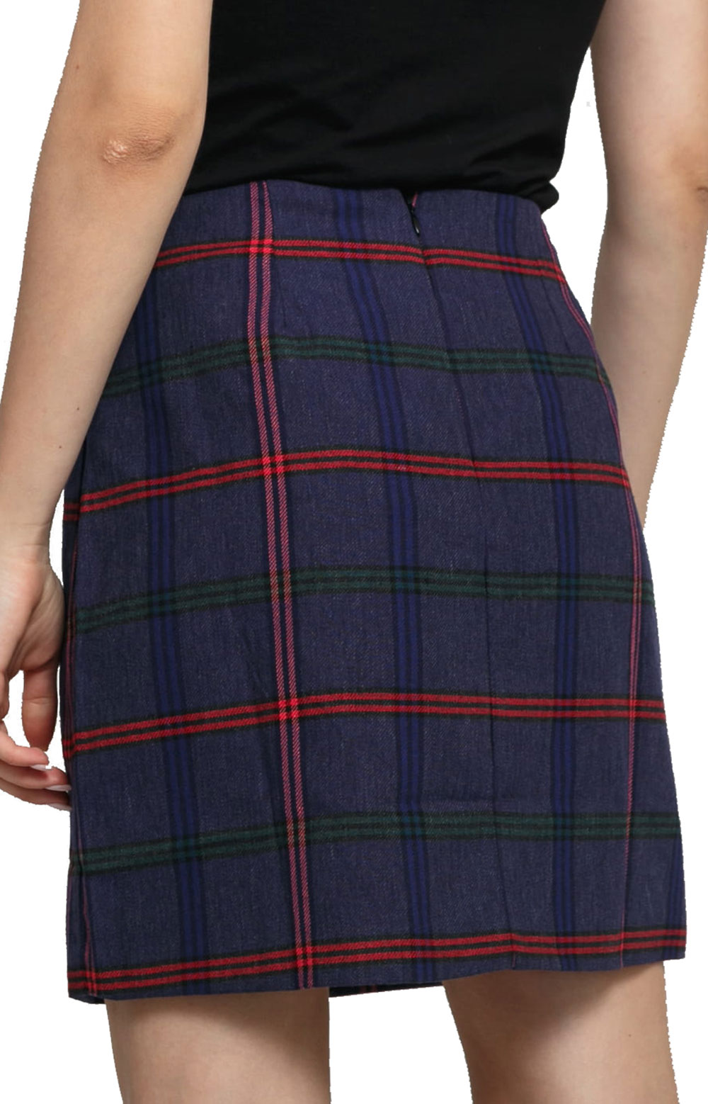 Getting Plaid Kilt Skirt  5