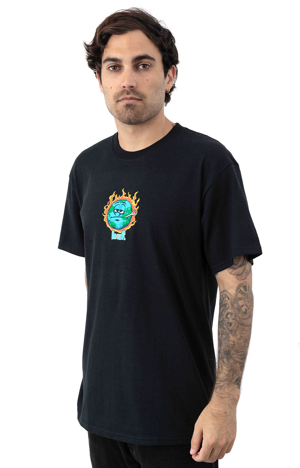 Sick Sad World T-Shirt - Black