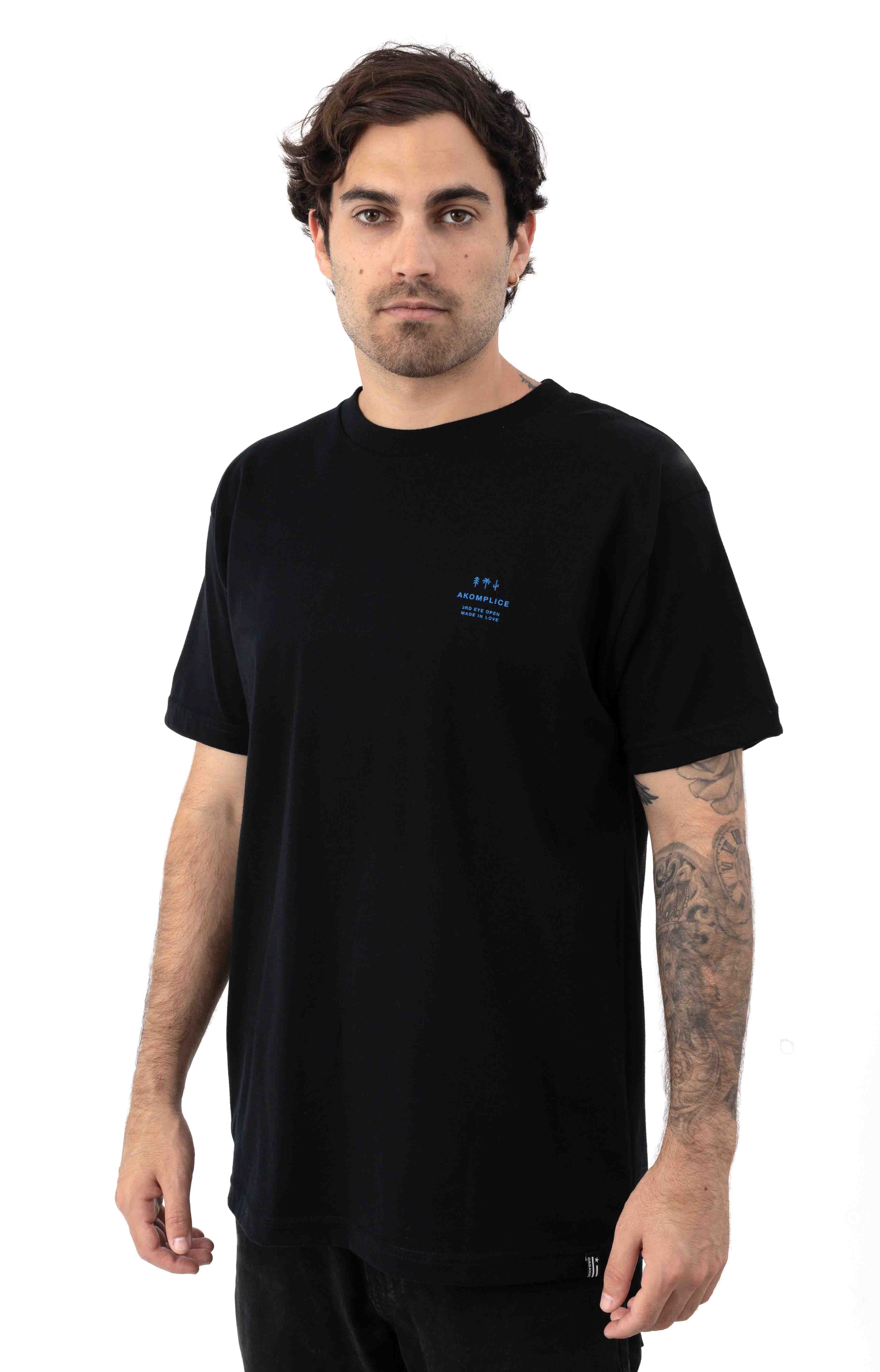 We Are The Ocean T-Shirt - Black 2