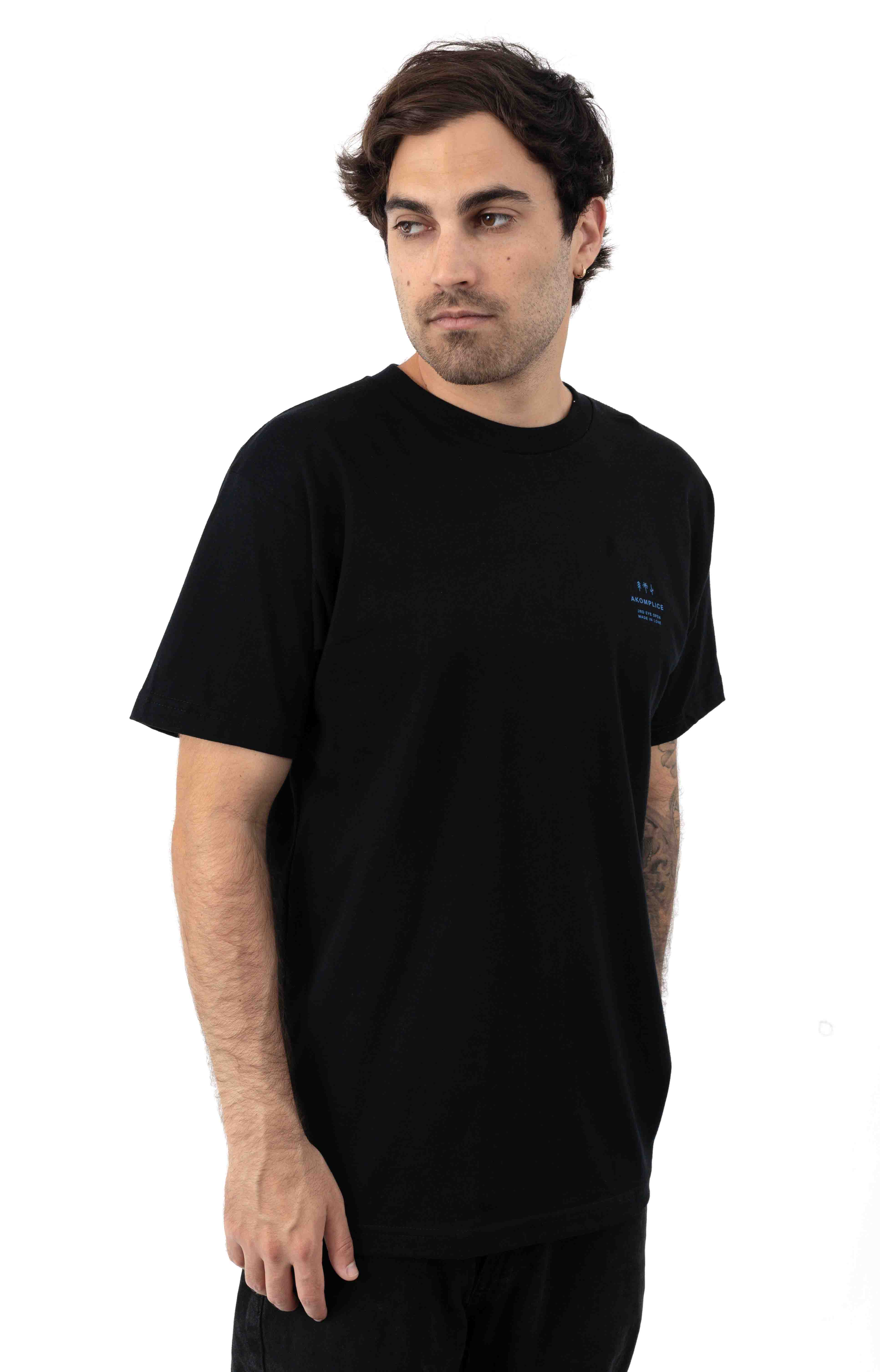 We Are The Ocean T-Shirt - Black 3