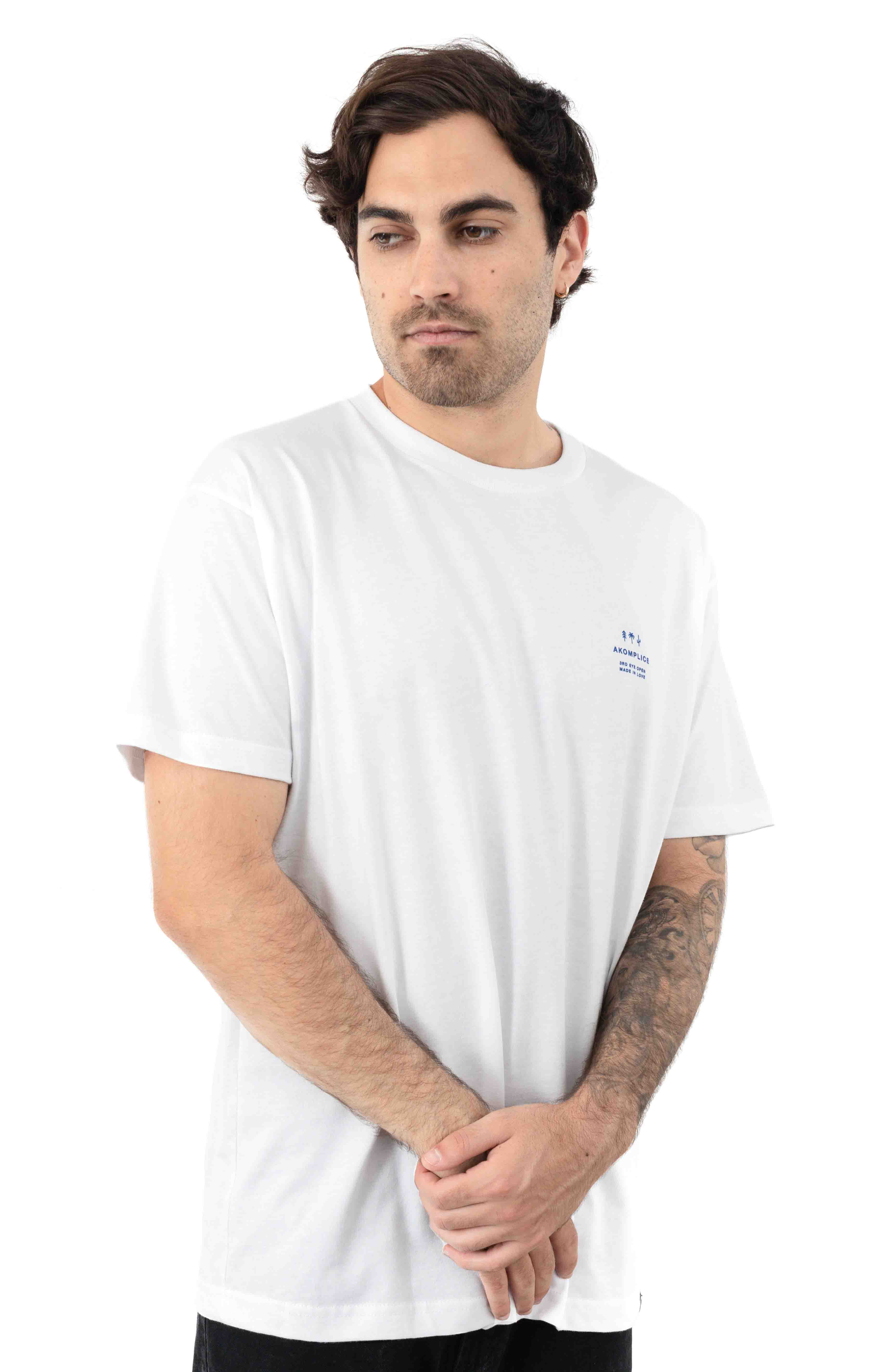 We Are The Ocean T-Shirt - White  3