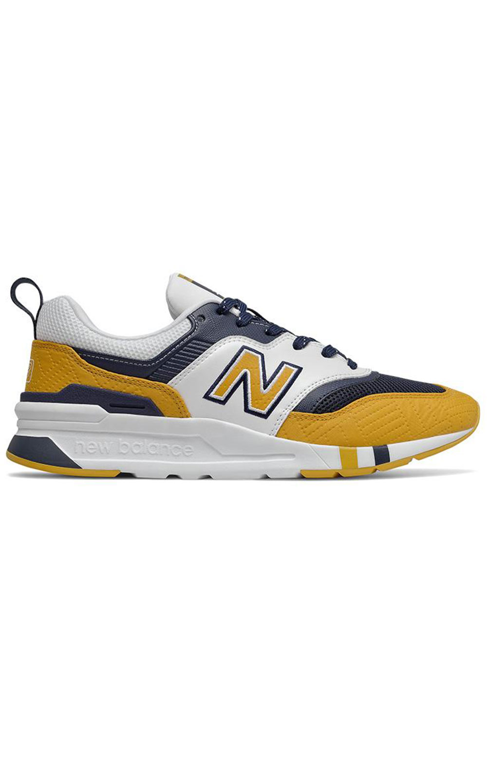 (CM997HBY) 997H Shoes - Yellow/Navy