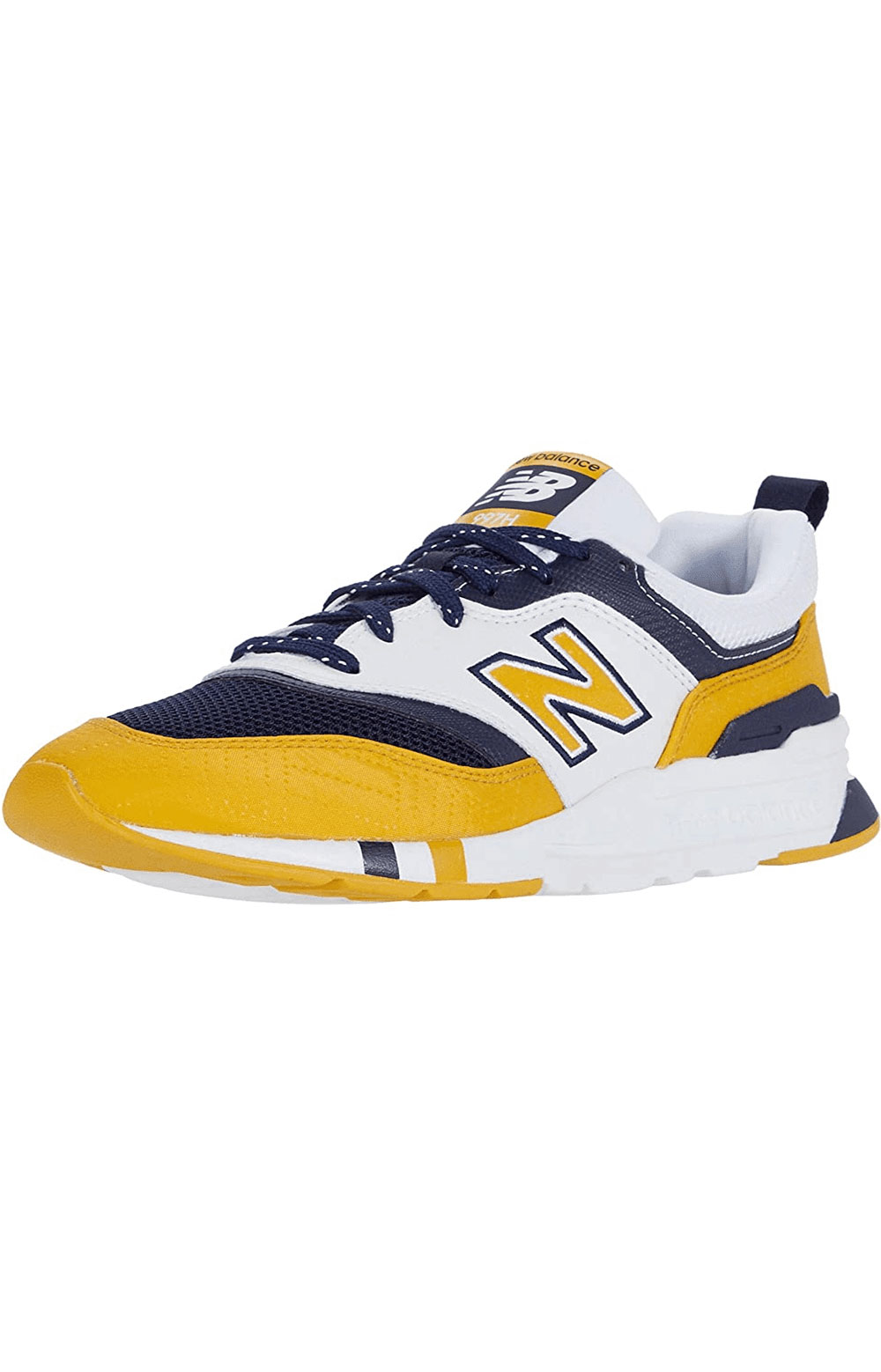 (CM997HBY) 997H Shoes - Yellow/Navy 2