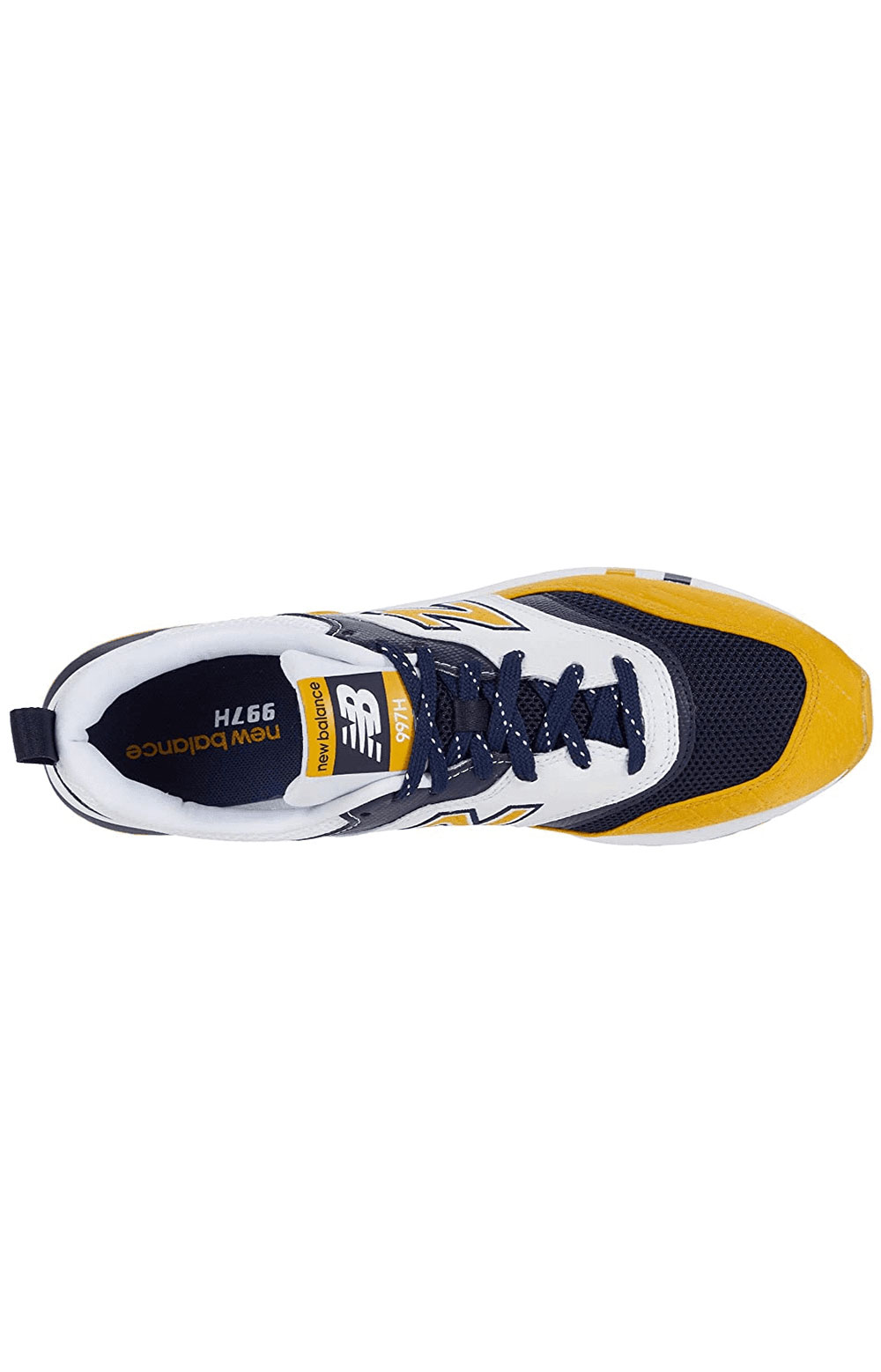 (CM997HBY) 997H Shoes - Yellow/Navy 3