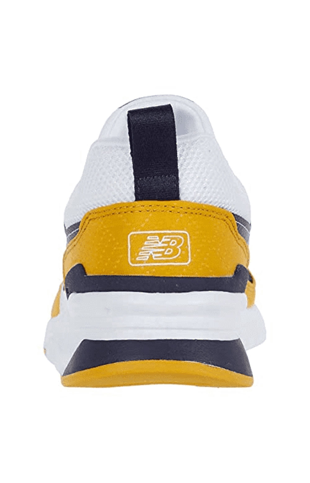(CM997HBY) 997H Shoes - Yellow/Navy 5