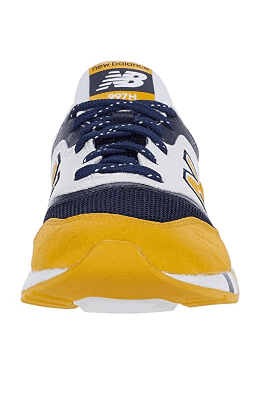 (CM997HBY) 997H Shoes - Yellow/Navy 6
