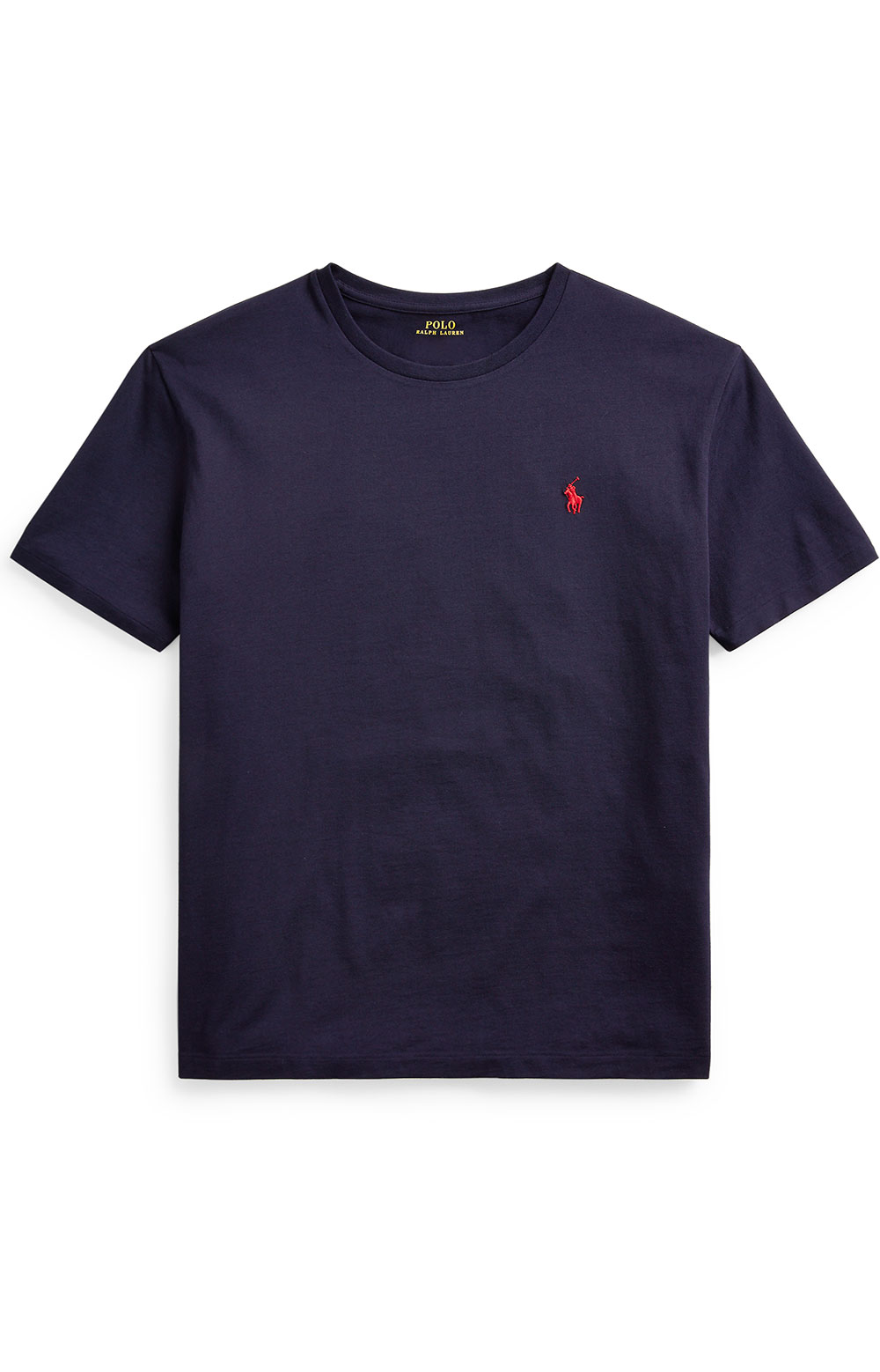 Active Fit Cotton T-Shirt - Ink  2