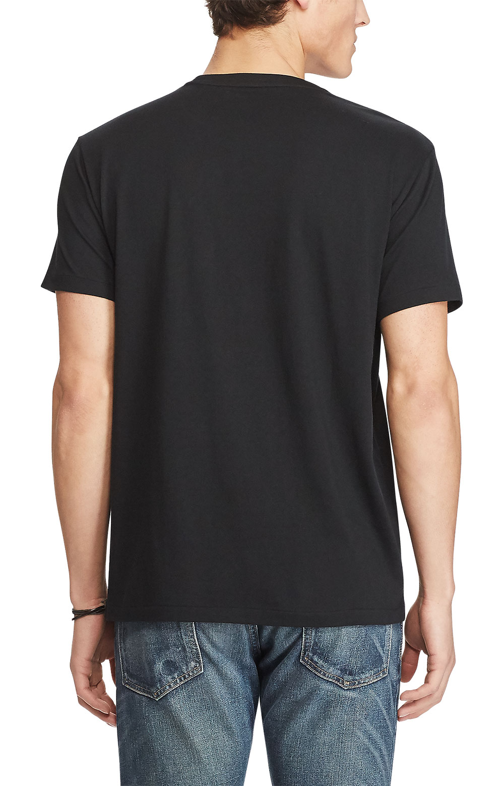 Active Fit Cotton T-Shirt - Black 2