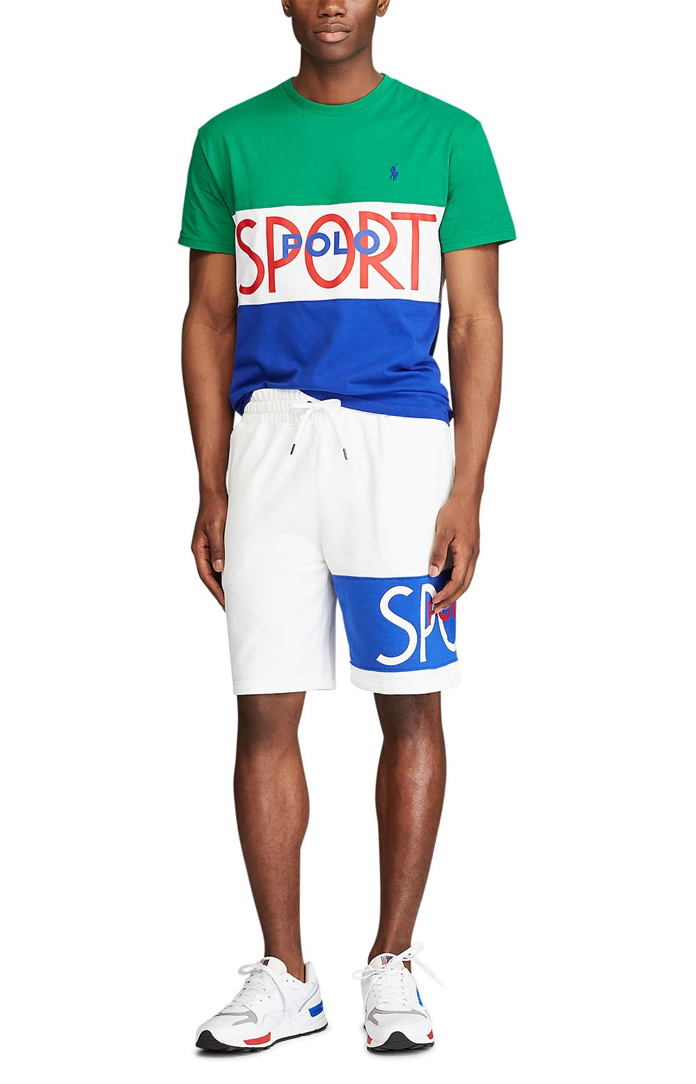 Classic Fit Polo Sport T-Shirt - Kayak Green  2