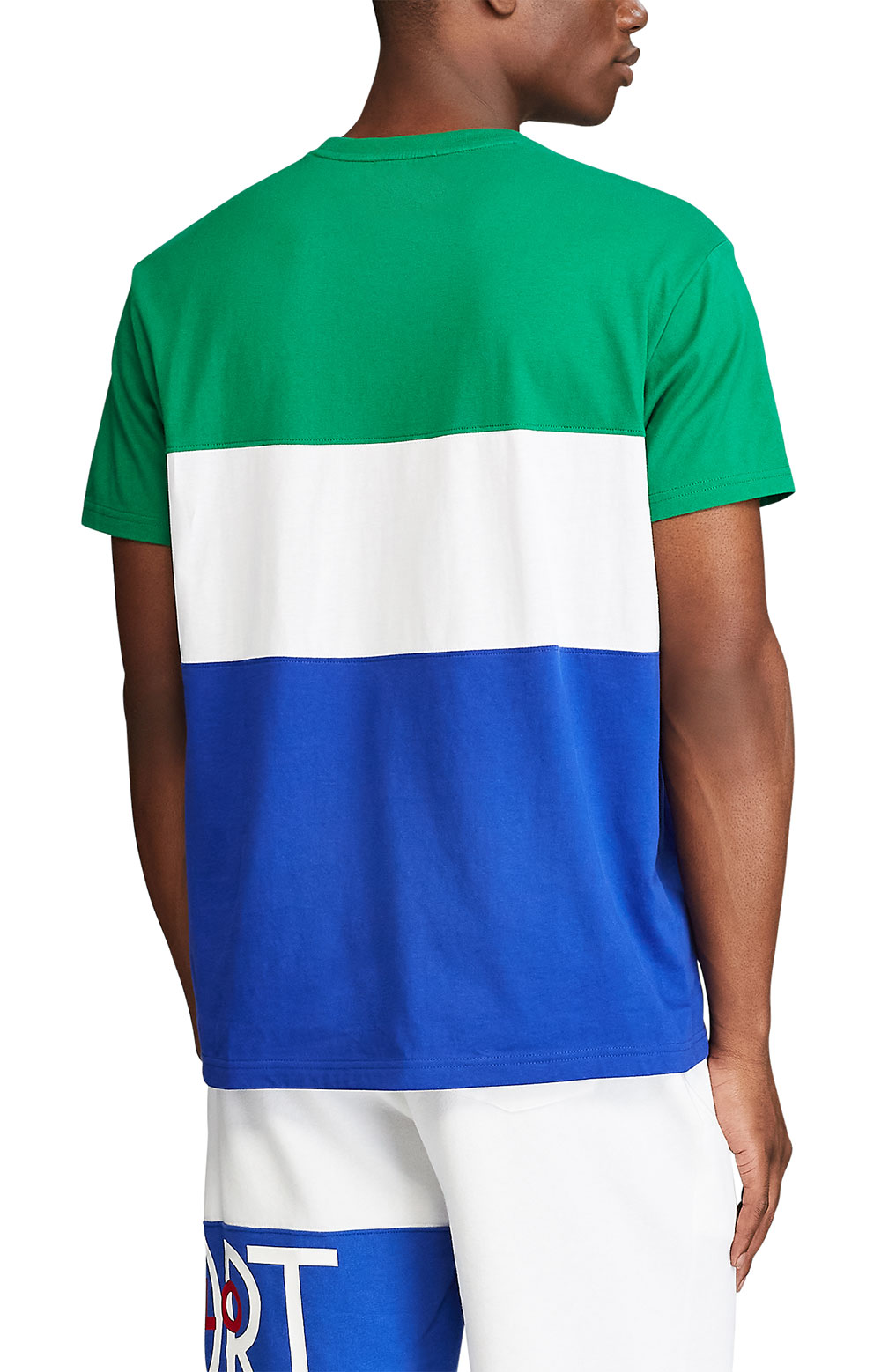Classic Fit Polo Sport T-Shirt - Kayak Green  3