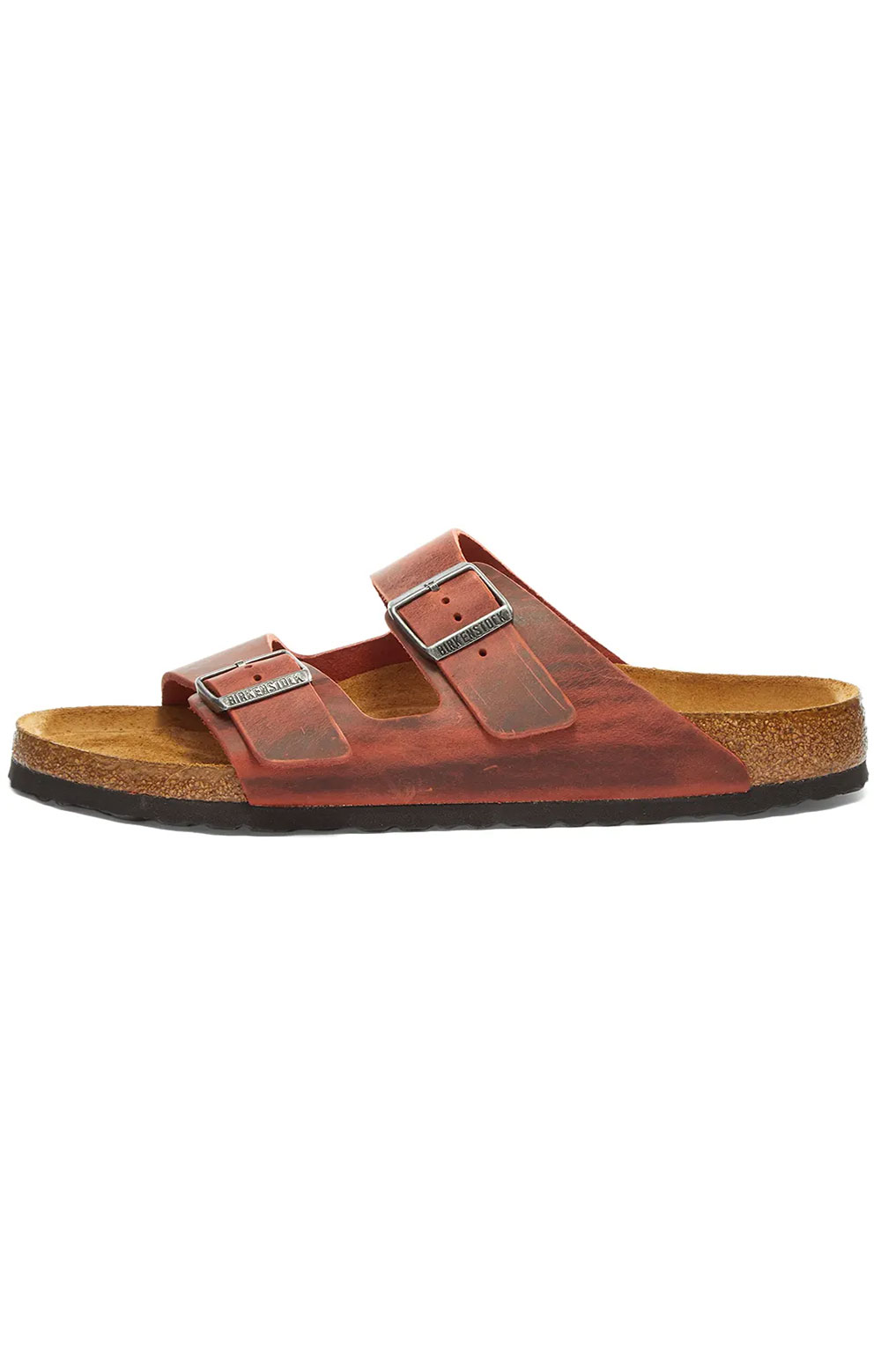 (1015544) Arizona Soft Footbed Sandals - Red Oil  3