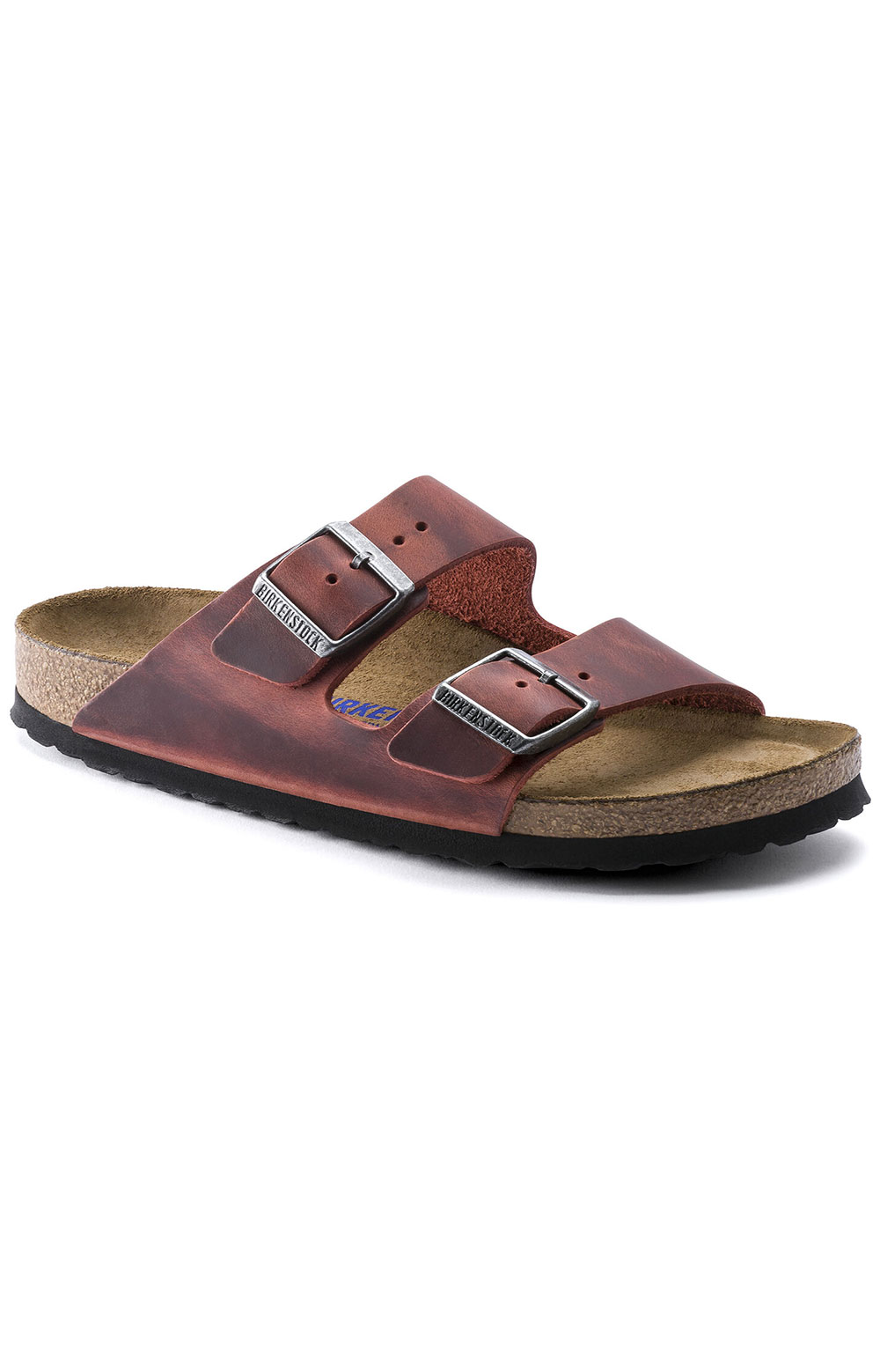 (1015545) Arizona Soft Footbed Sandals - Earth Red 2