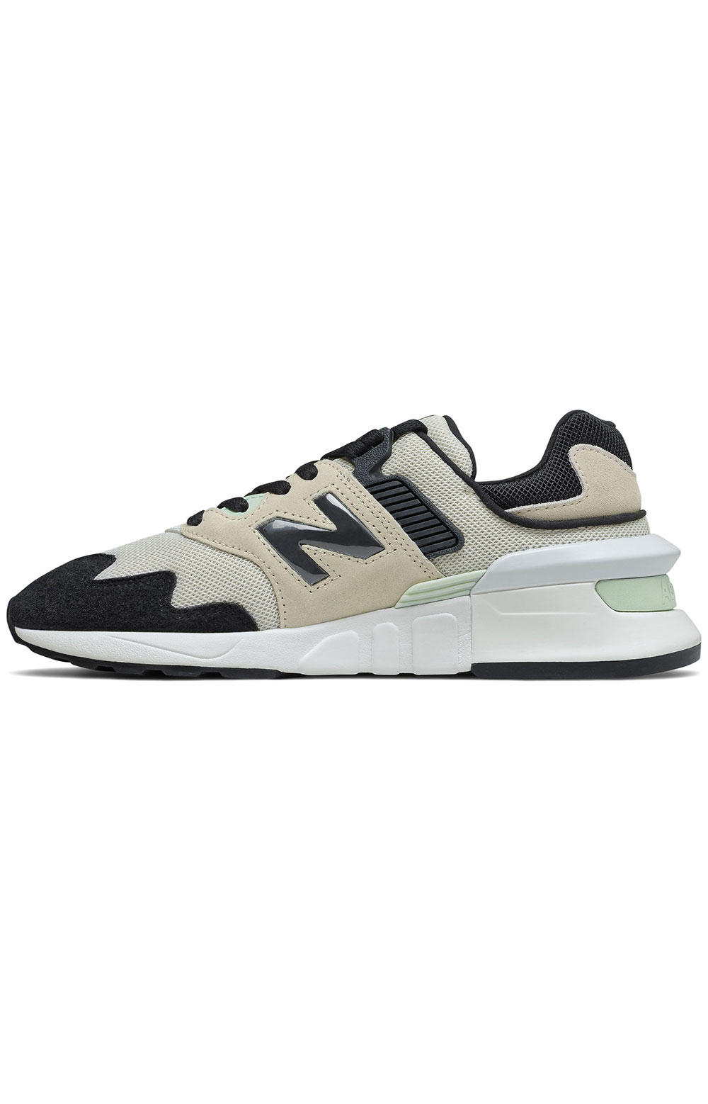 (WS997JKW) 997 Sport Shoes - Turtle Dove/Black 2