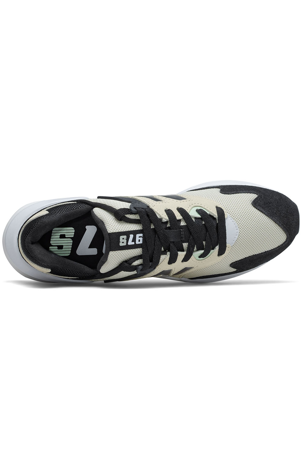 (WS997JKW) 997 Sport Shoes - Turtle Dove/Black 3