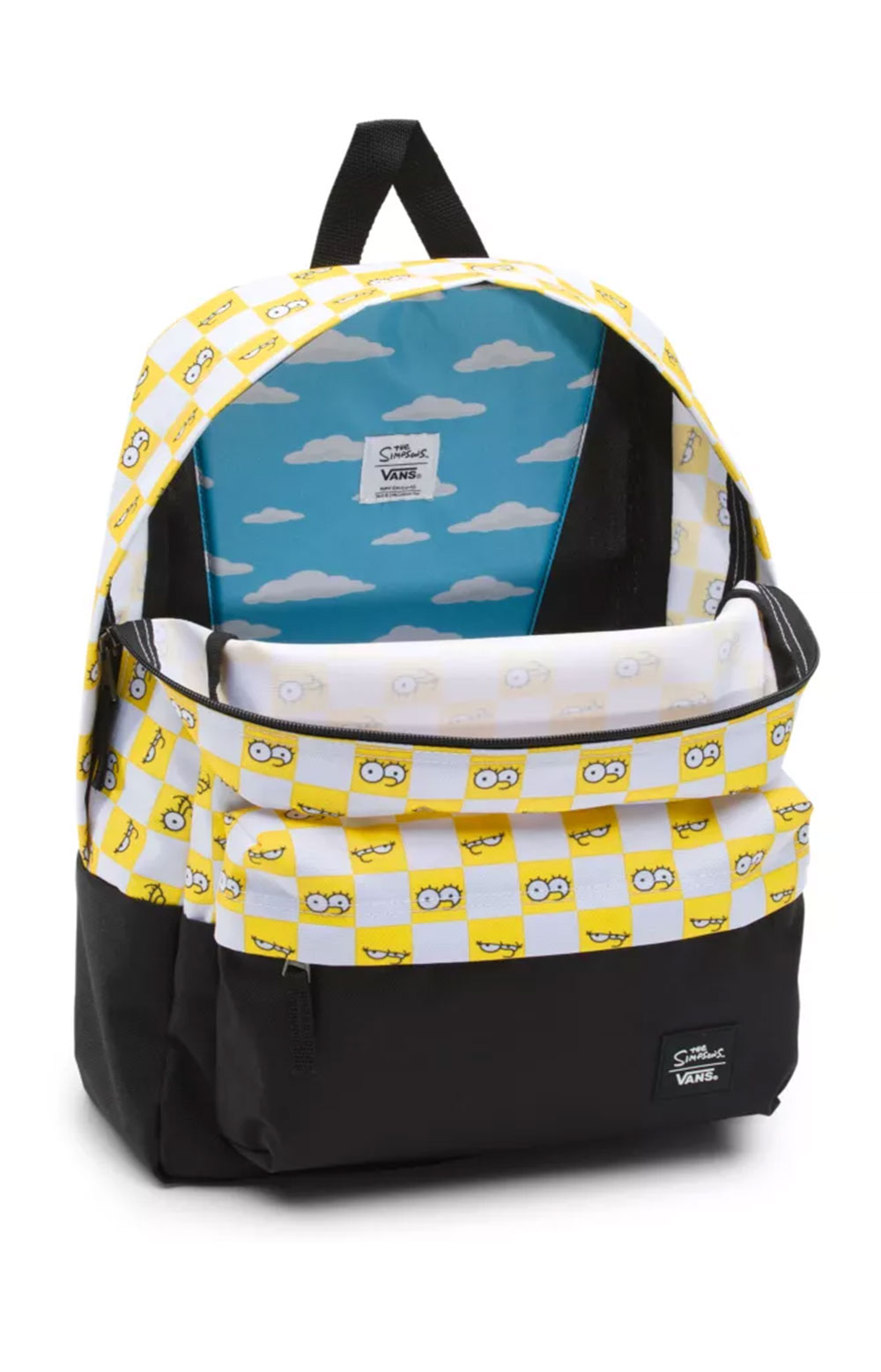 Check Eyes Backpack 3