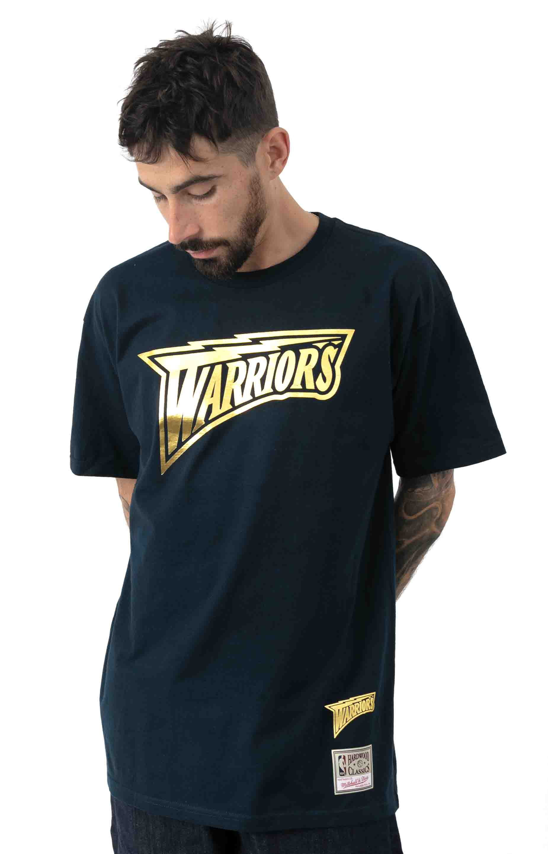 NBA Midas Foil T-Shirt - Golden State Warriors