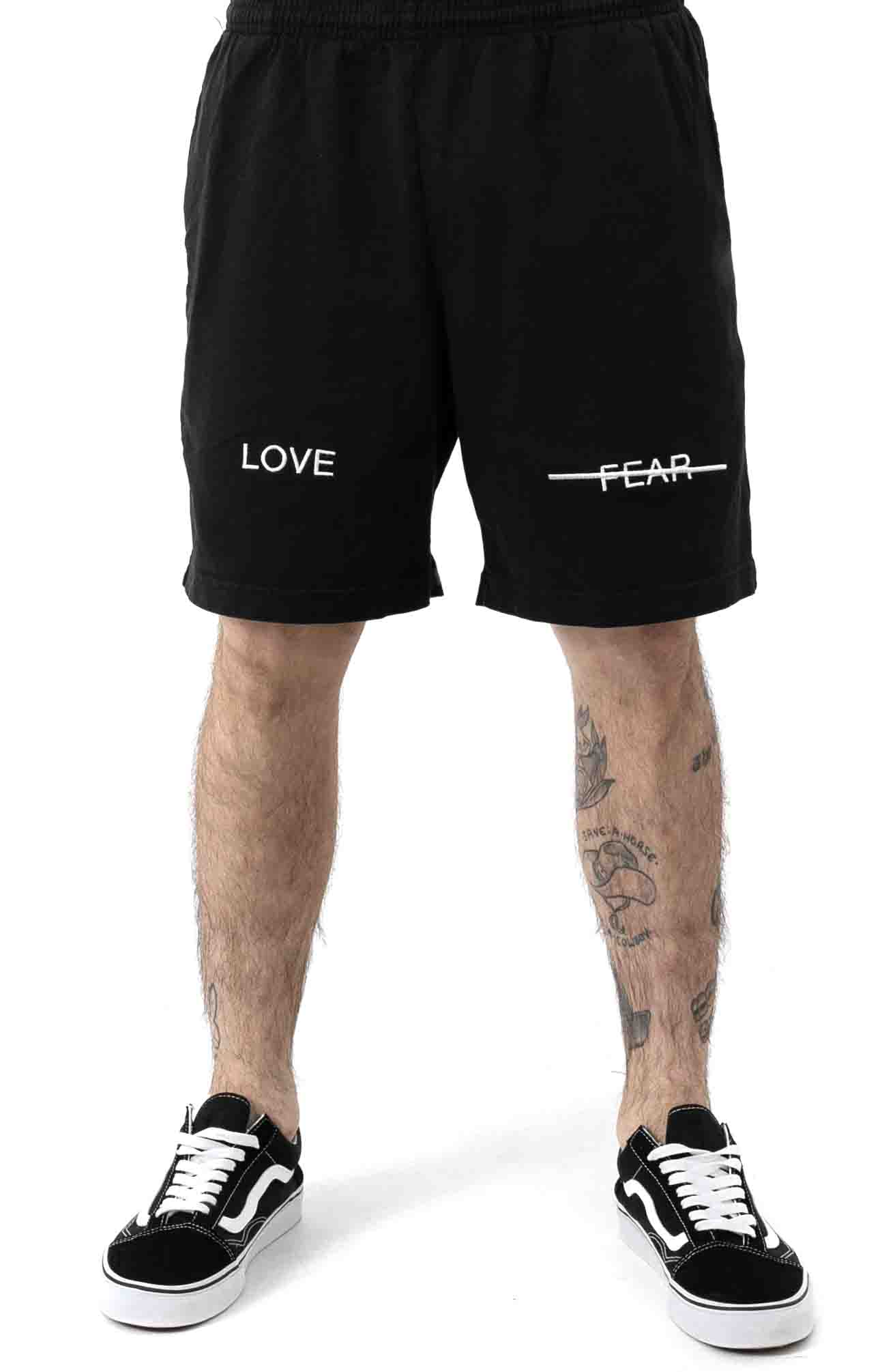 Fear Love Sweatshorts
