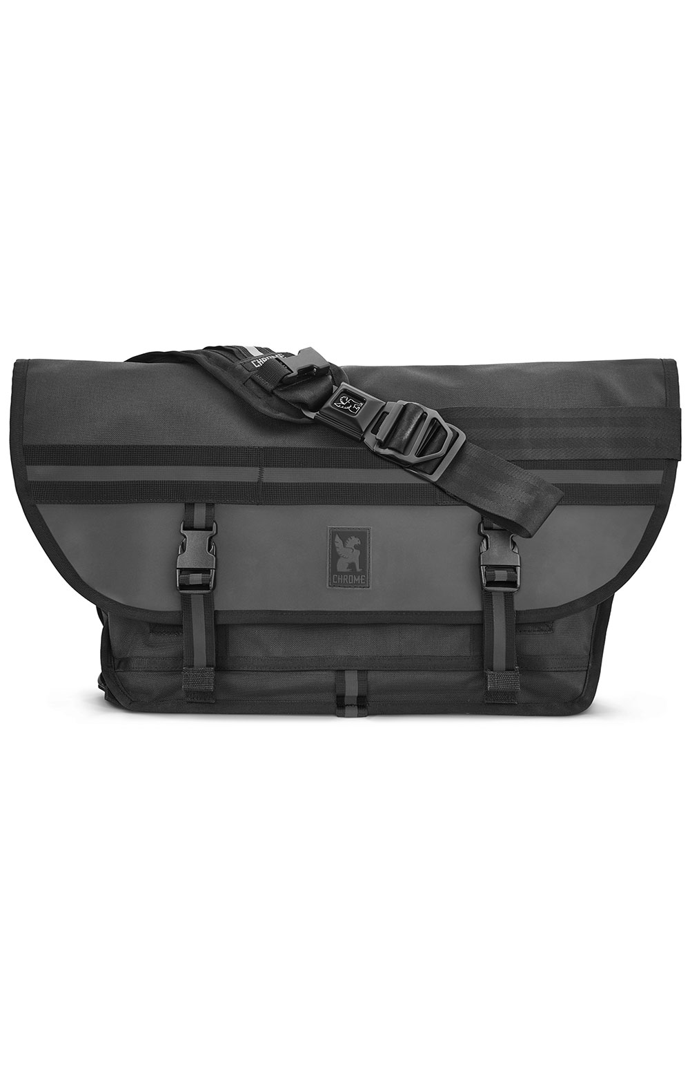(BG-002-NI) Citizen Messenger Bag - Night  2