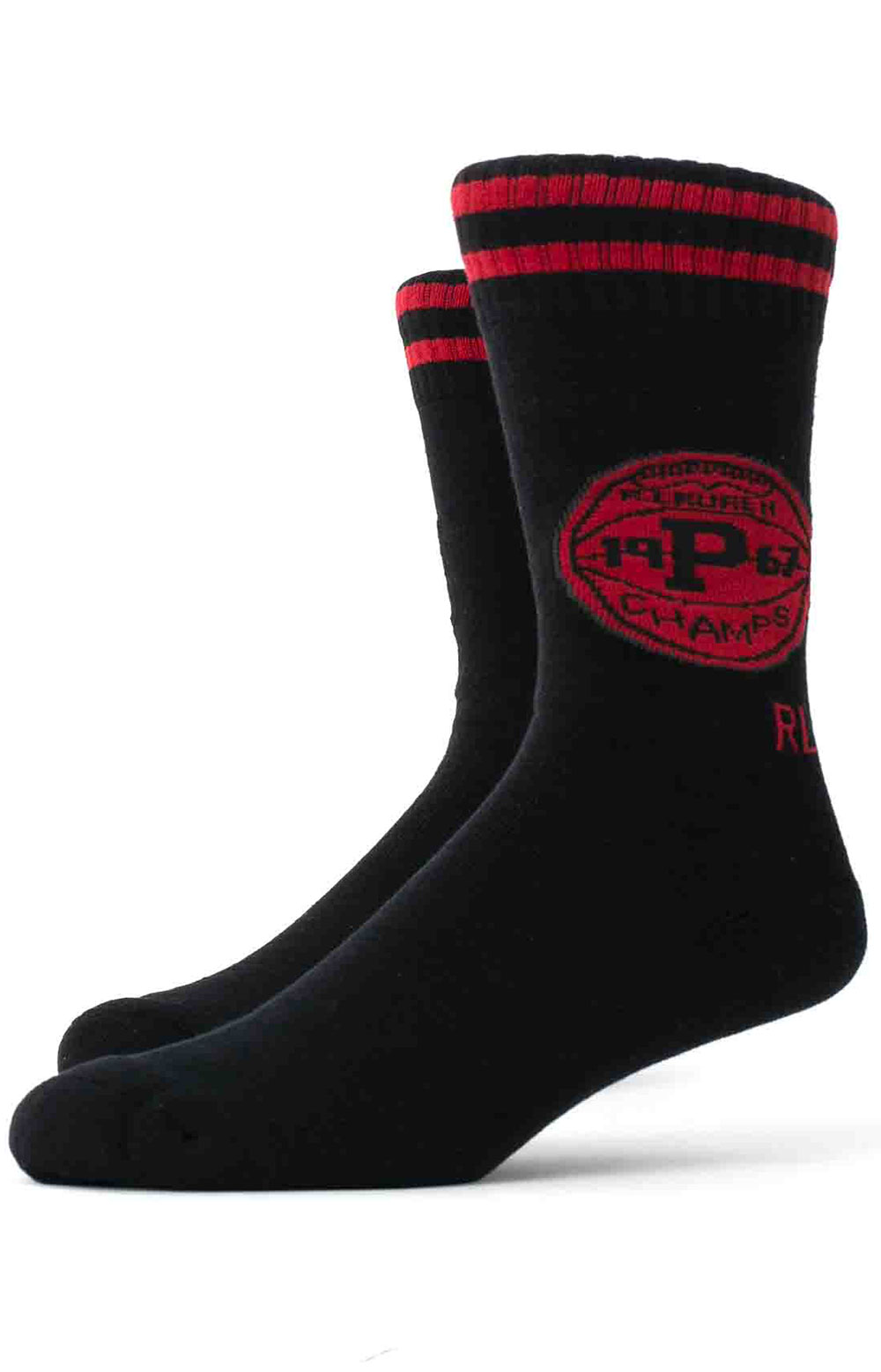 Mismatch Collegiate Tiger Crew Socks