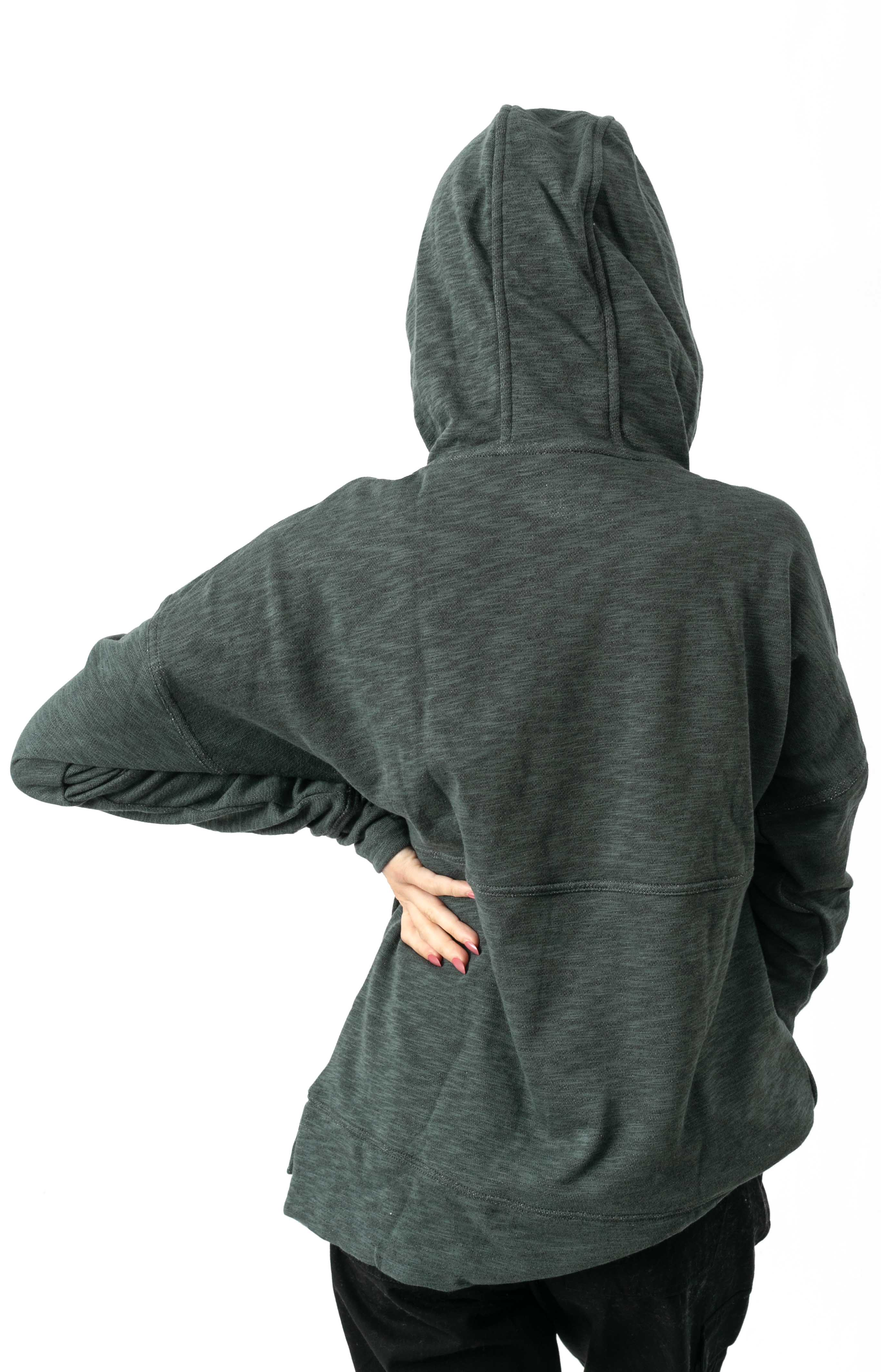(103591) Newberry Pullover Hoodie - Fog Green  3